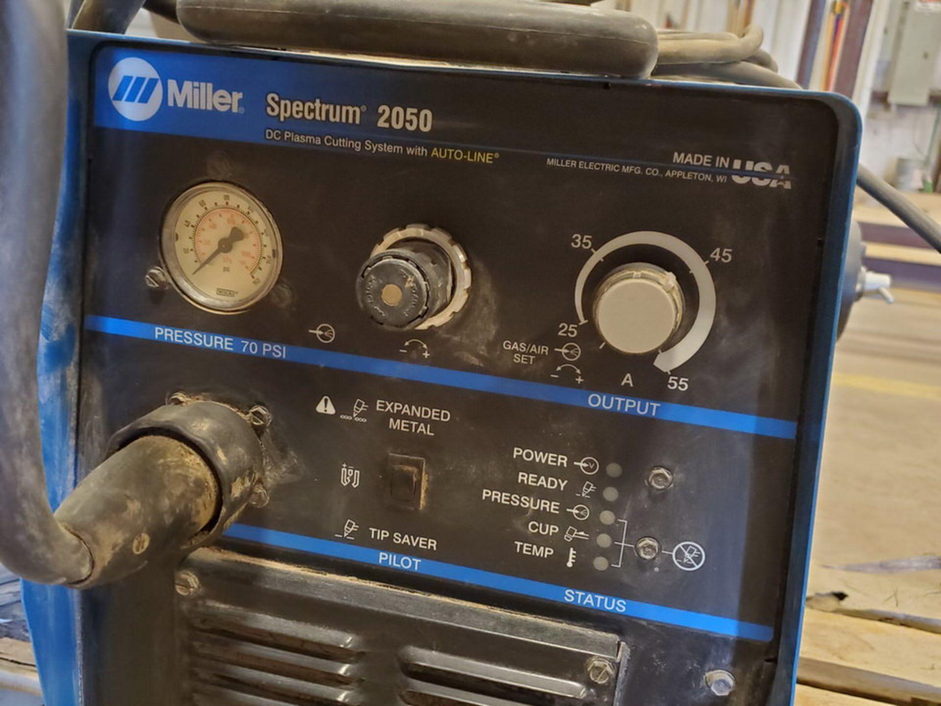 Miller Spectrum 2050 Plasma Cutter 208-575V, 50/60HZ, 3PH - Image 5 of 6