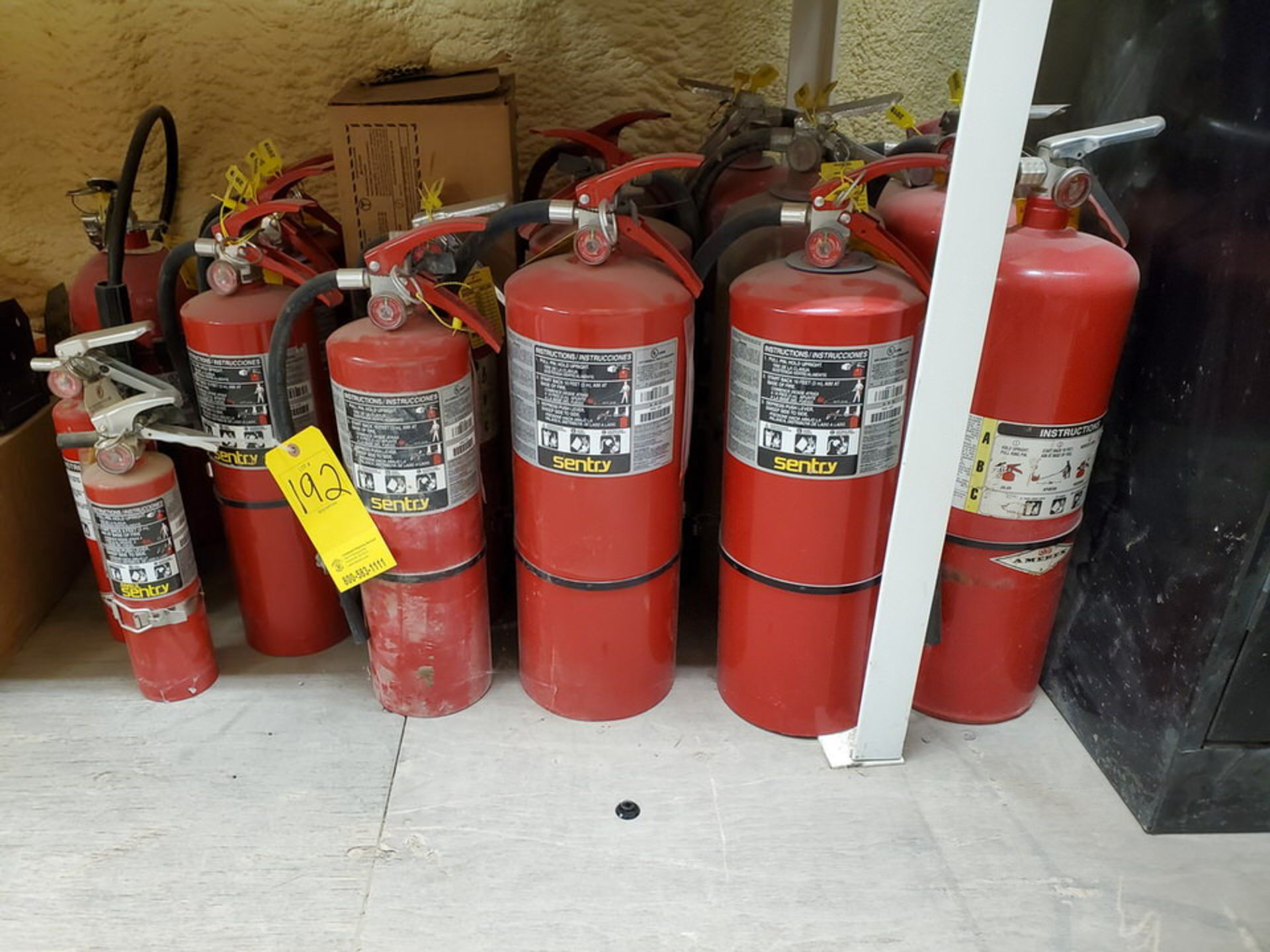 Assorted Fire Extinguishers - Image 4 of 7
