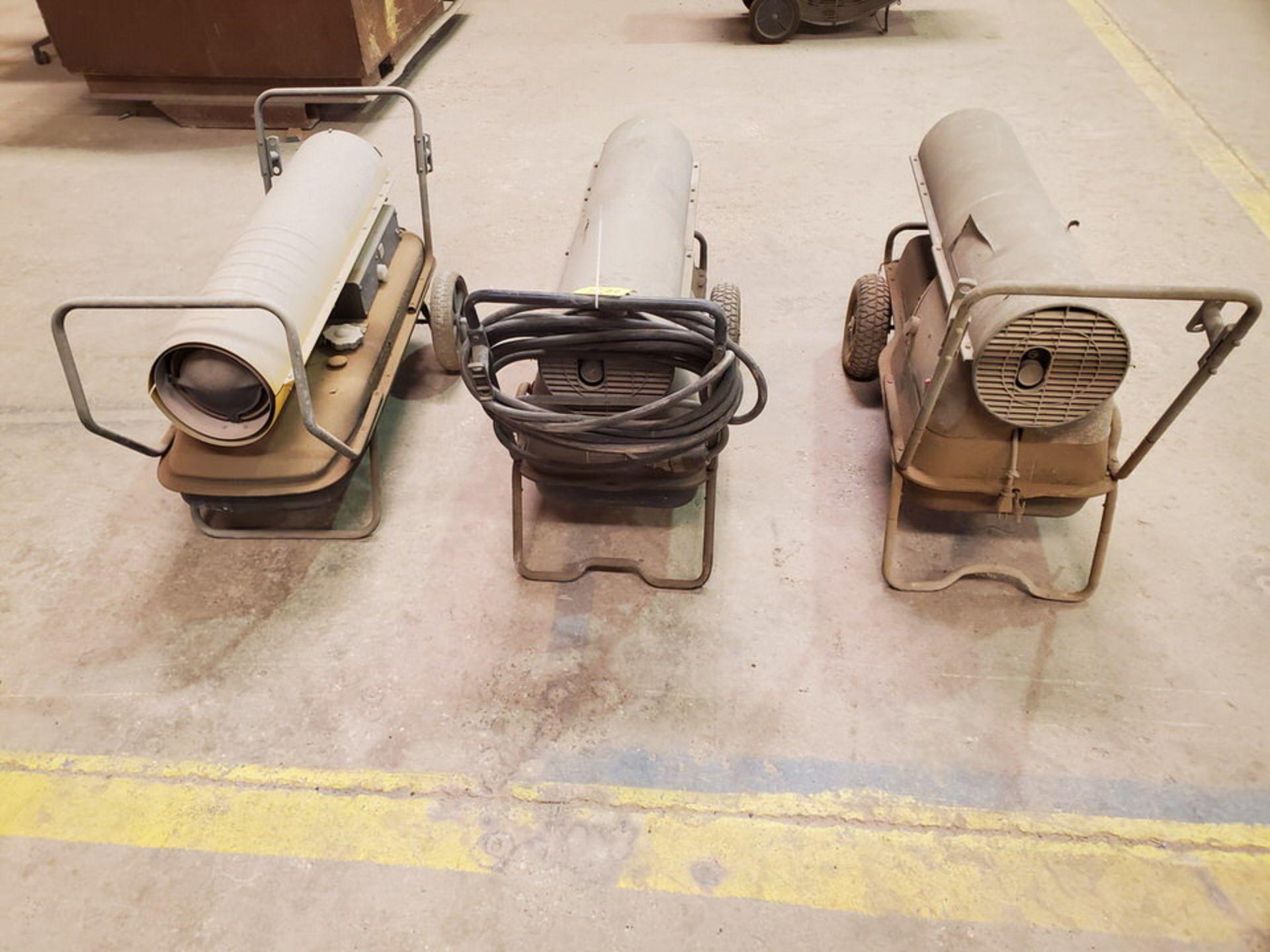 (3) Torpedo Heaters BTU: 175-215K (Mfg- Mr. Heater & etc.) - Image 4 of 6