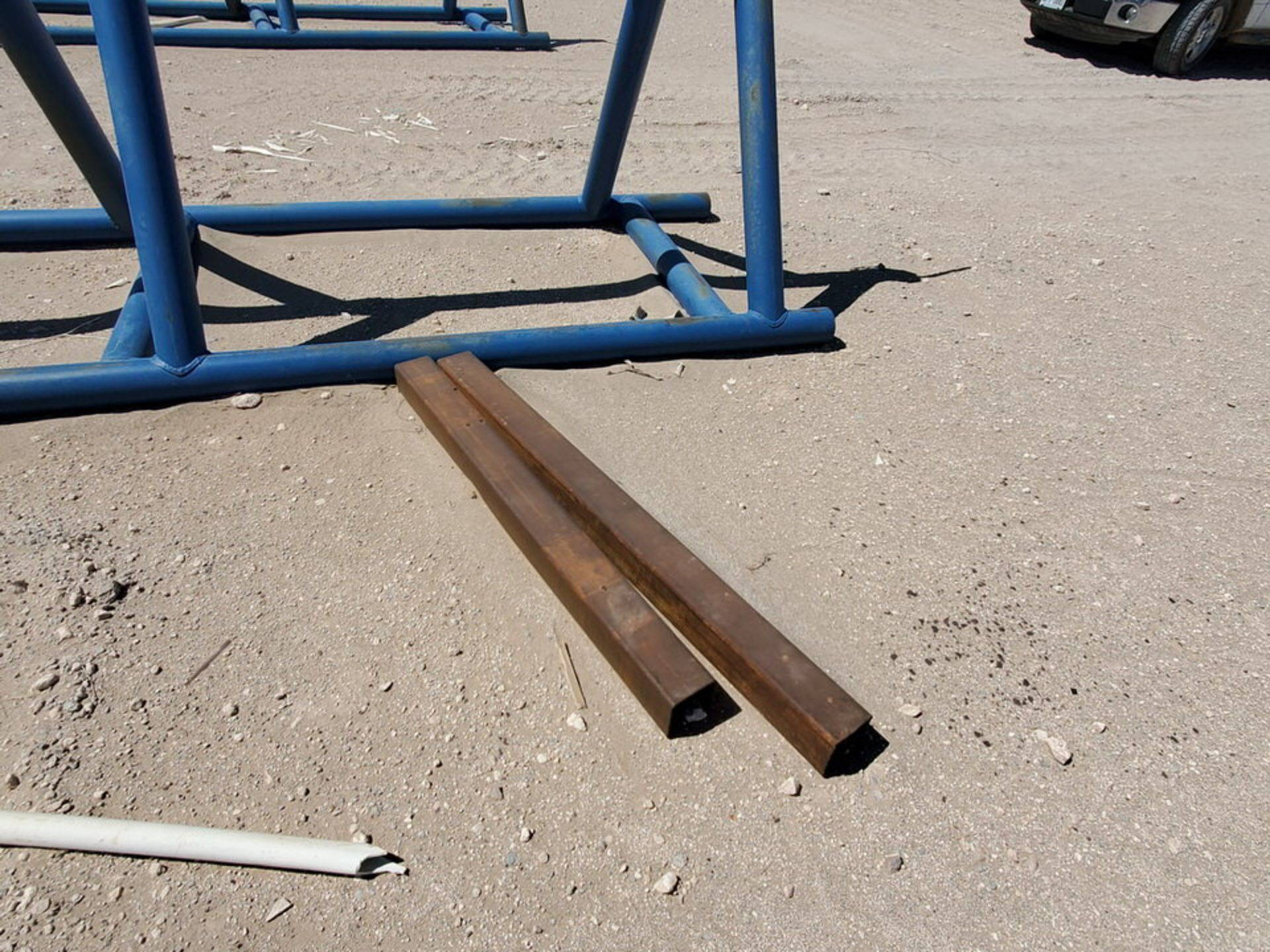 "Assorted Matl. To Include But Not Limited To: Angle, Channel, Sq. Tubing, Rect. Tubing, etc., 6"" - - Image 3 of 16"