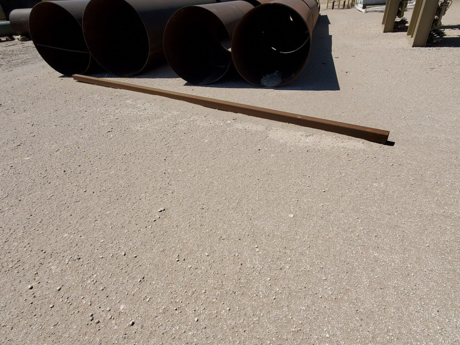 "Assorted Matl. To Include But Not Limited To: Angle, Channel, Sq. Tubing, Rect. Tubing, etc., 6"" - - Image 8 of 16"