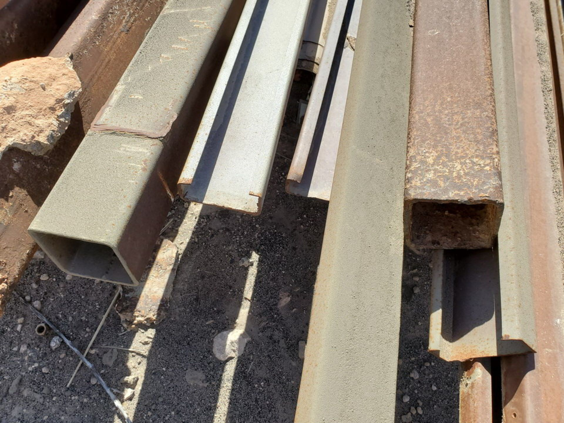 Assorted Material To Include But Not Limited To: Roller, Siding, Channel, Sq. Tubing, etc. - Image 3 of 10