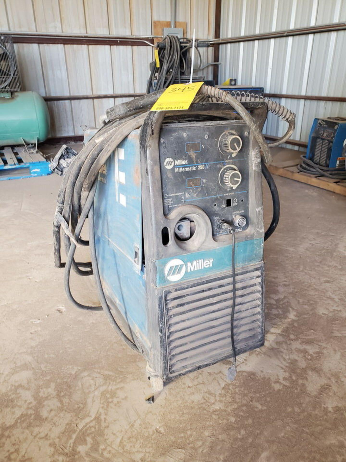 Miller Millermatic 250 Plasma Cutter 200/230V, 48/42A, 1PH, 60HZ