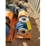 2019 Griswold 811M Centrifugal Pump Size: 4 x 3-10, 7.83 Imp Dia; W/ 50HP Motor