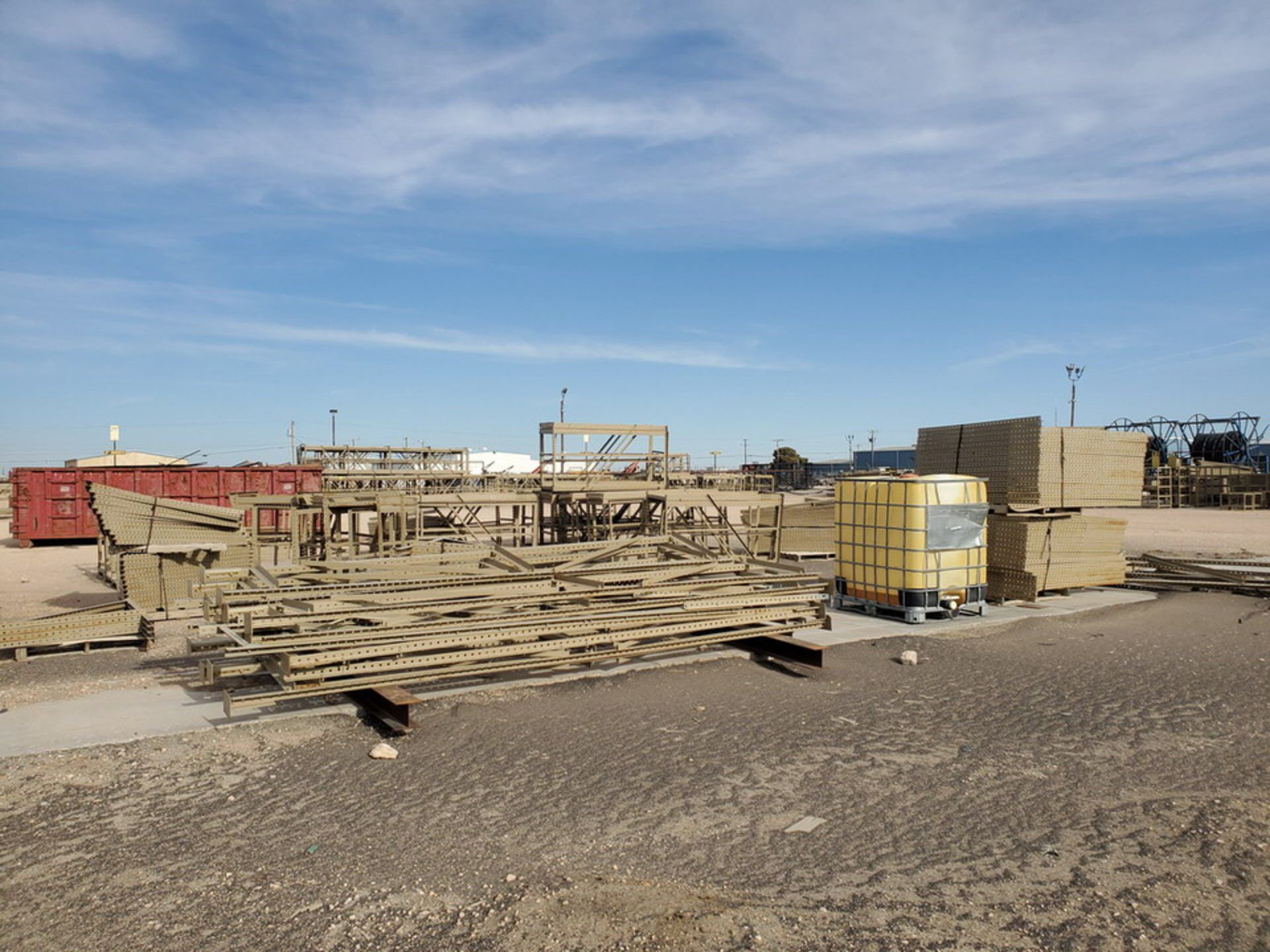 Disassembled Catwalk Sections - Image 11 of 20