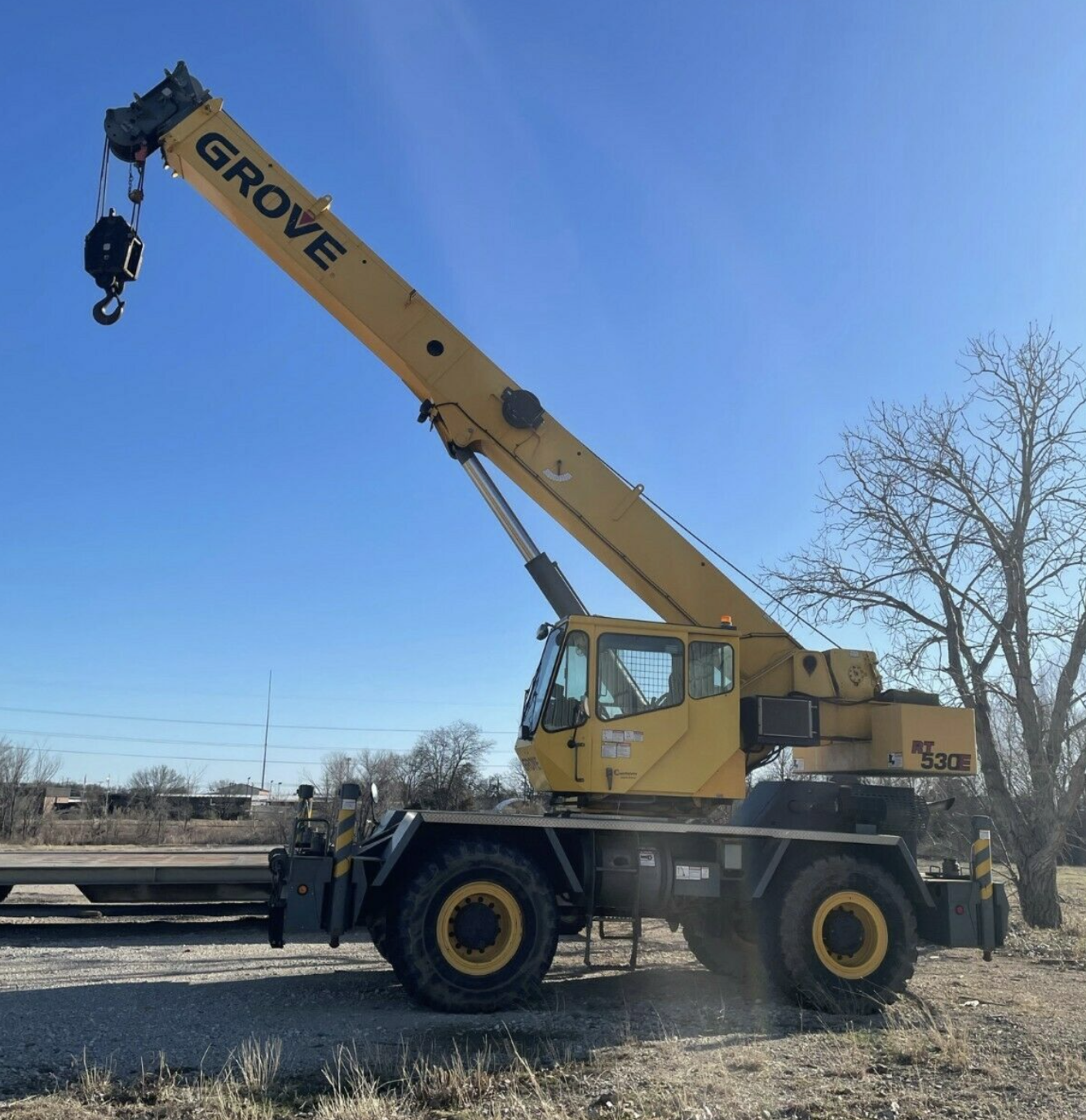 2006 Grove RT530E Crane, 30 Ton Capacity, (LOCATION: EULESS,TX)