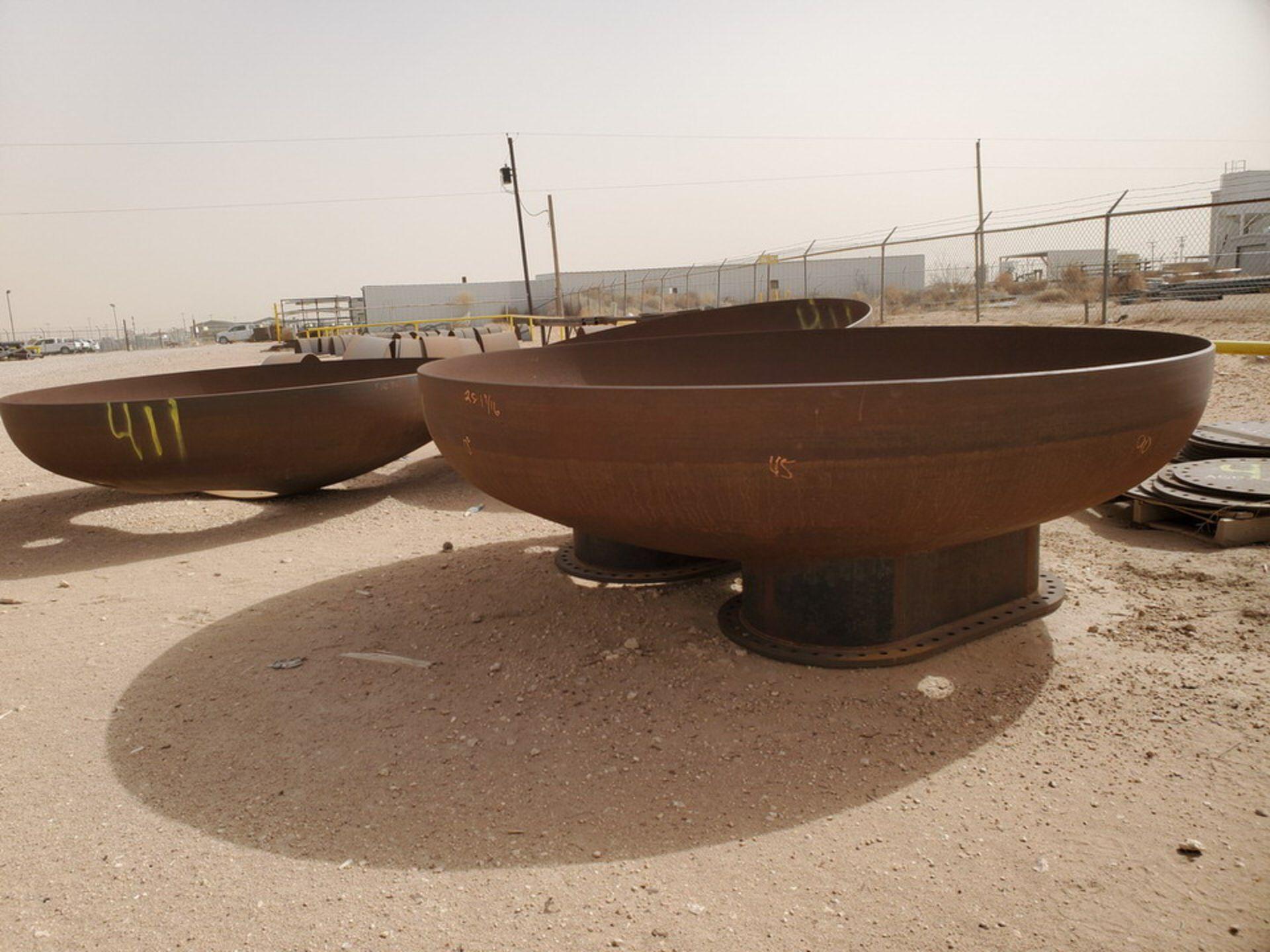 Tank Heads 8' O.D. - Image 5 of 14