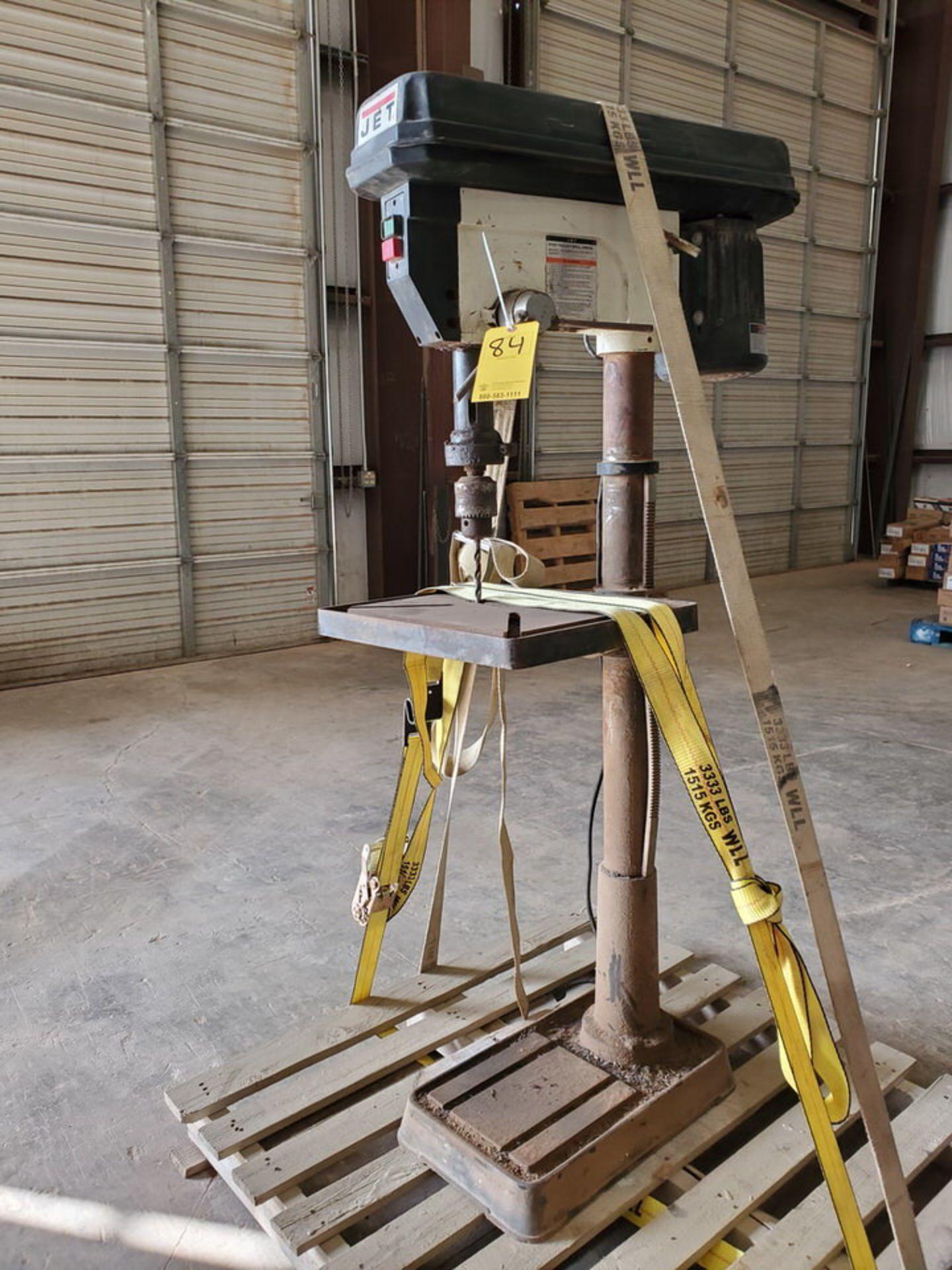 "JDP-20MF 20"" Drill Press 115/230V, 1-1/2HP, 1720RPM, 1"" Drilling Cap.; 16"" x 18"" Work Table - Image 3 of 8"