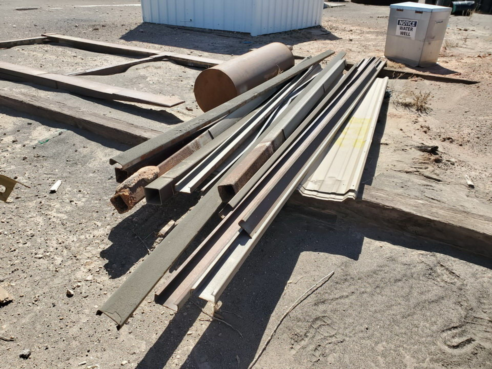 Assorted Material To Include But Not Limited To: Roller, Siding, Channel, Sq. Tubing, etc. - Image 2 of 10
