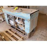 Miller Big 20 Welder Generator CC/DC: 20-750A, CC/AC: 20-575A