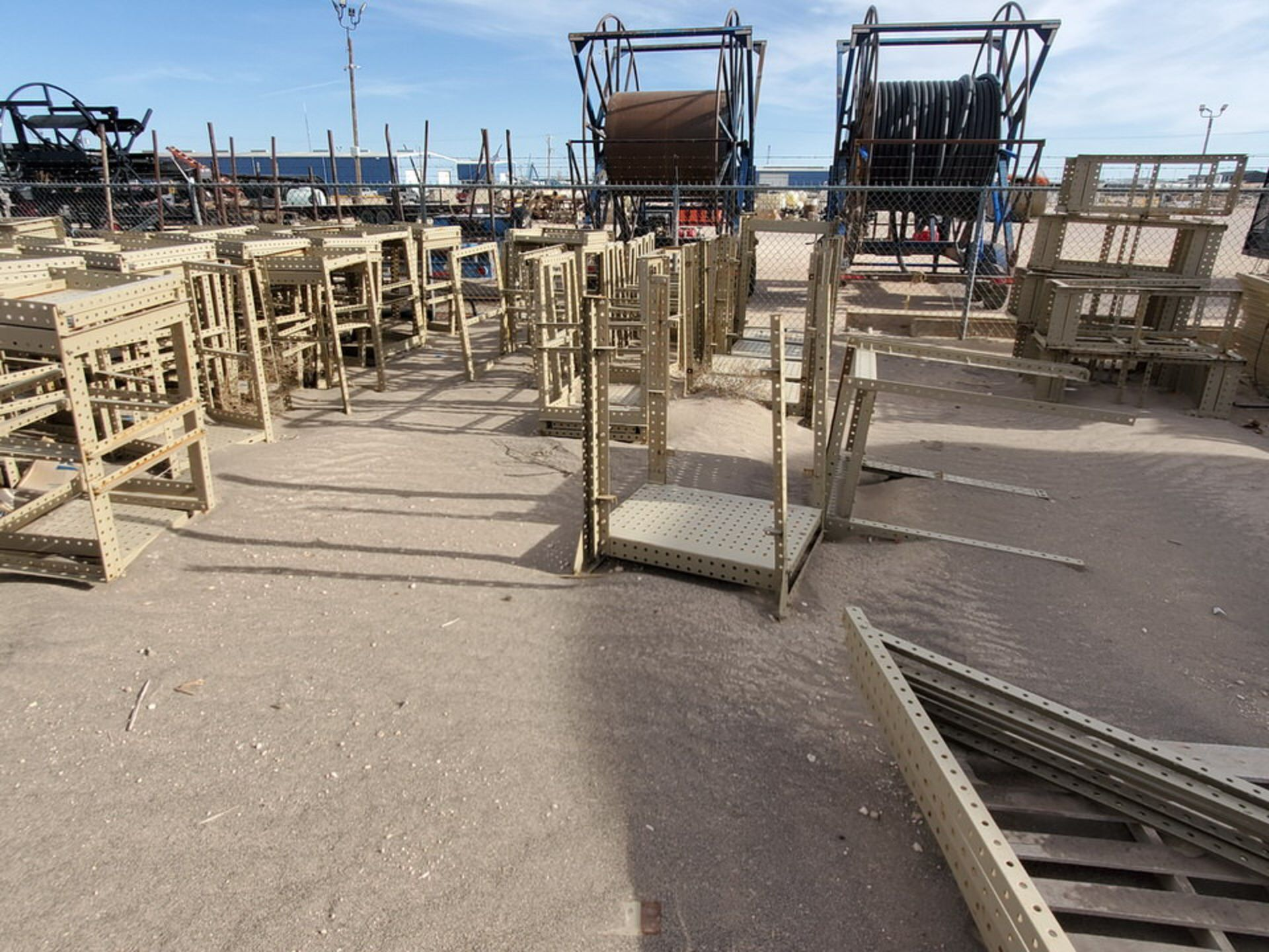 Disassembled Catwalk Sections - Image 7 of 12