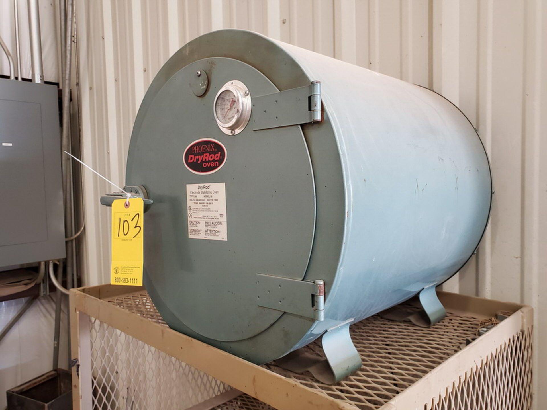 Phoenix 15 Dry Rod Oven 240/480V, 1,000W, 50/60HZ, Temp Range: 100-550F