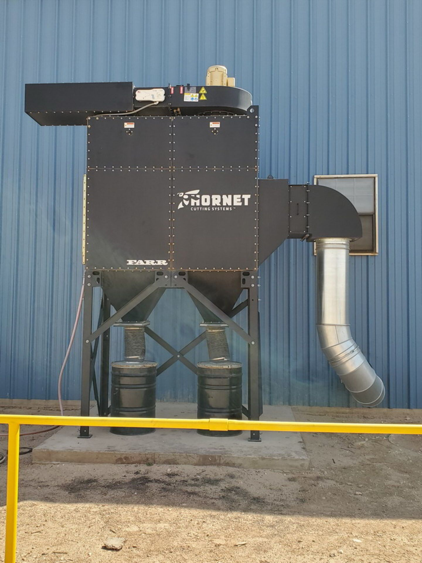 2019 Camfil GSX8 Dust Collector 3,380CFM - Image 2 of 8