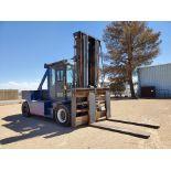2012 Brute Lift BT40-48 Forklift 40H Cap., Engine Hrs: 3,389.3