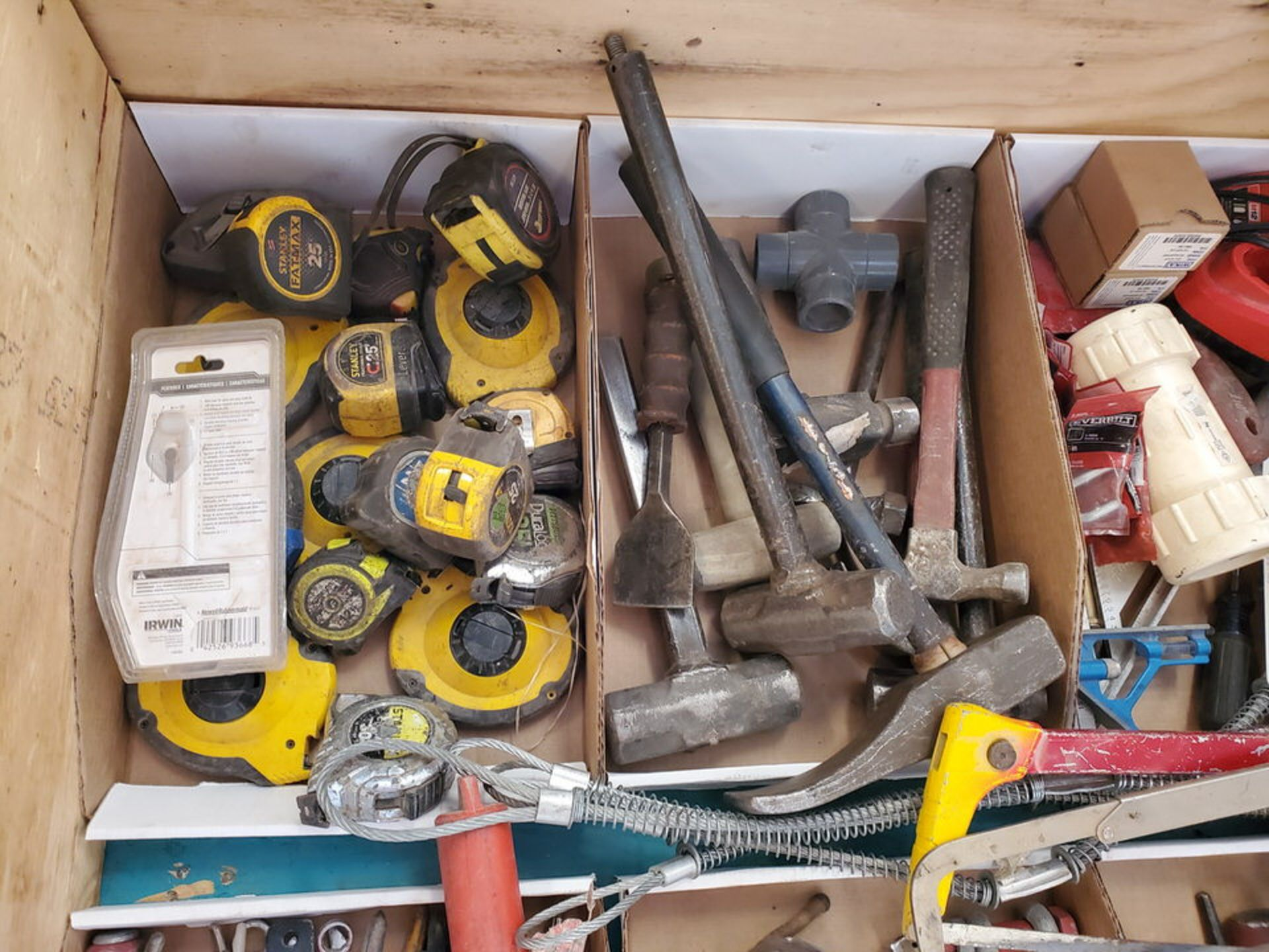 Assorted. Tooling To Include But Not Limited To: Sockets, Miller Foot Pedal, Hand Saws, Hammers, - Image 5 of 7