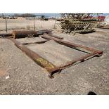 """Forklift Attechment 15'8"""" x 7'11"""", 9-1/2"""" Forks I.D."""