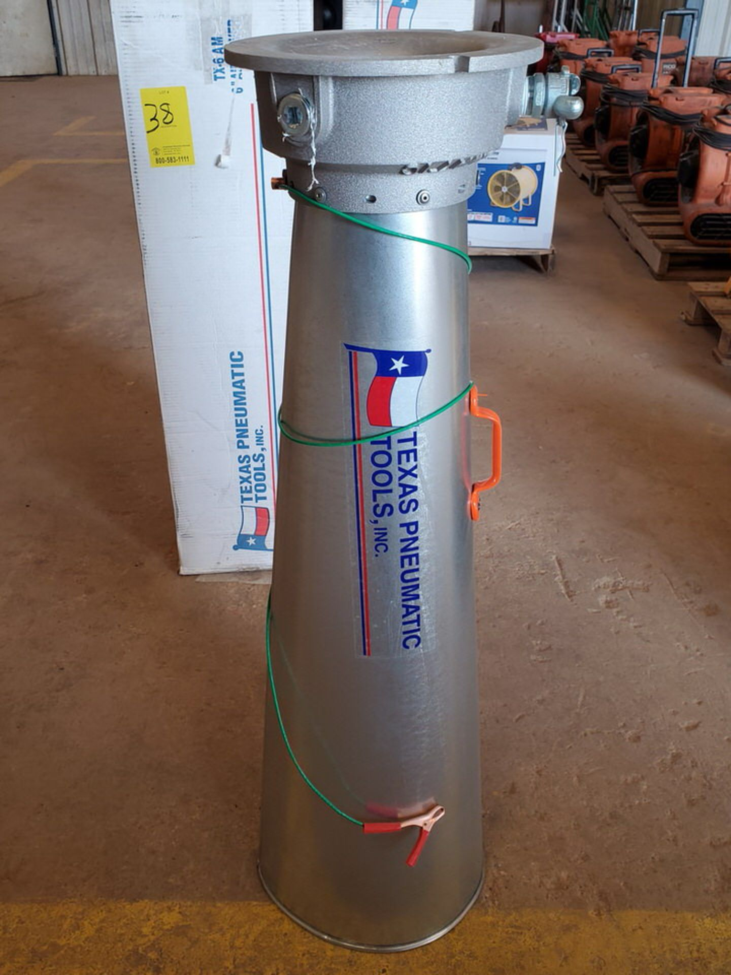 """Tx Pneumatic (2) 6"""" Air Movers - Image 3 of 3"""