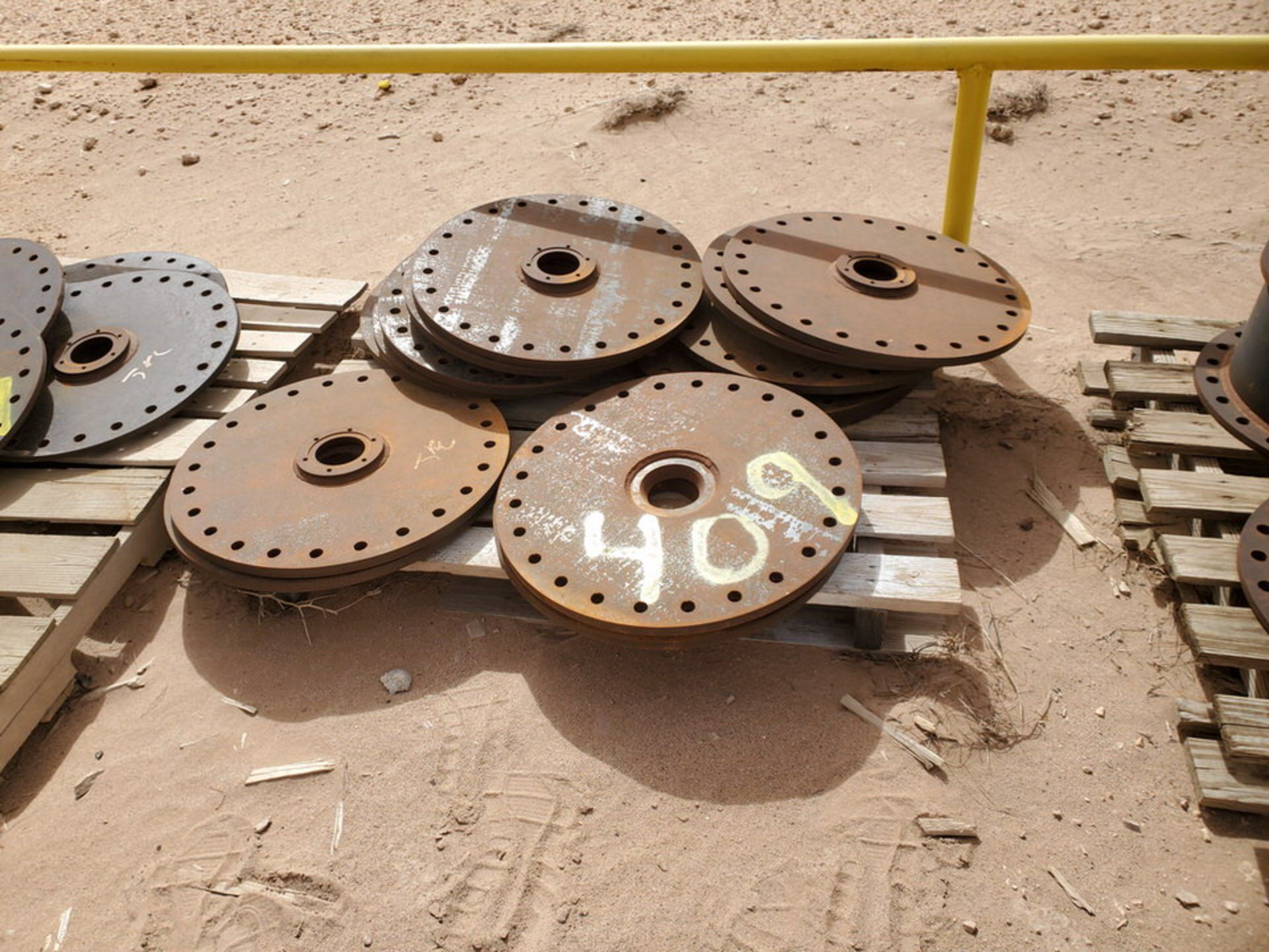 "(20) Flanges 3"" x 23-1/8"" O.D. - Image 8 of 11"