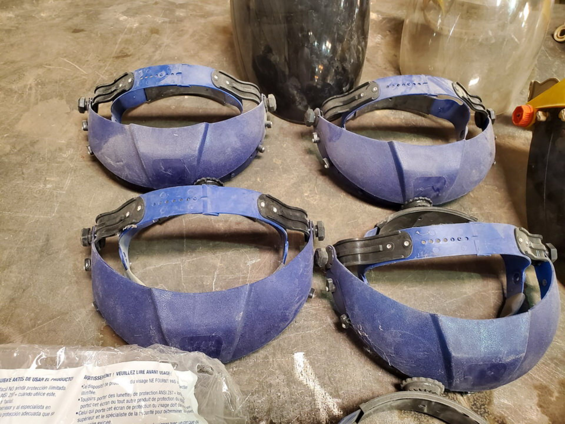 Assorted Welding Face Shields - Image 3 of 4