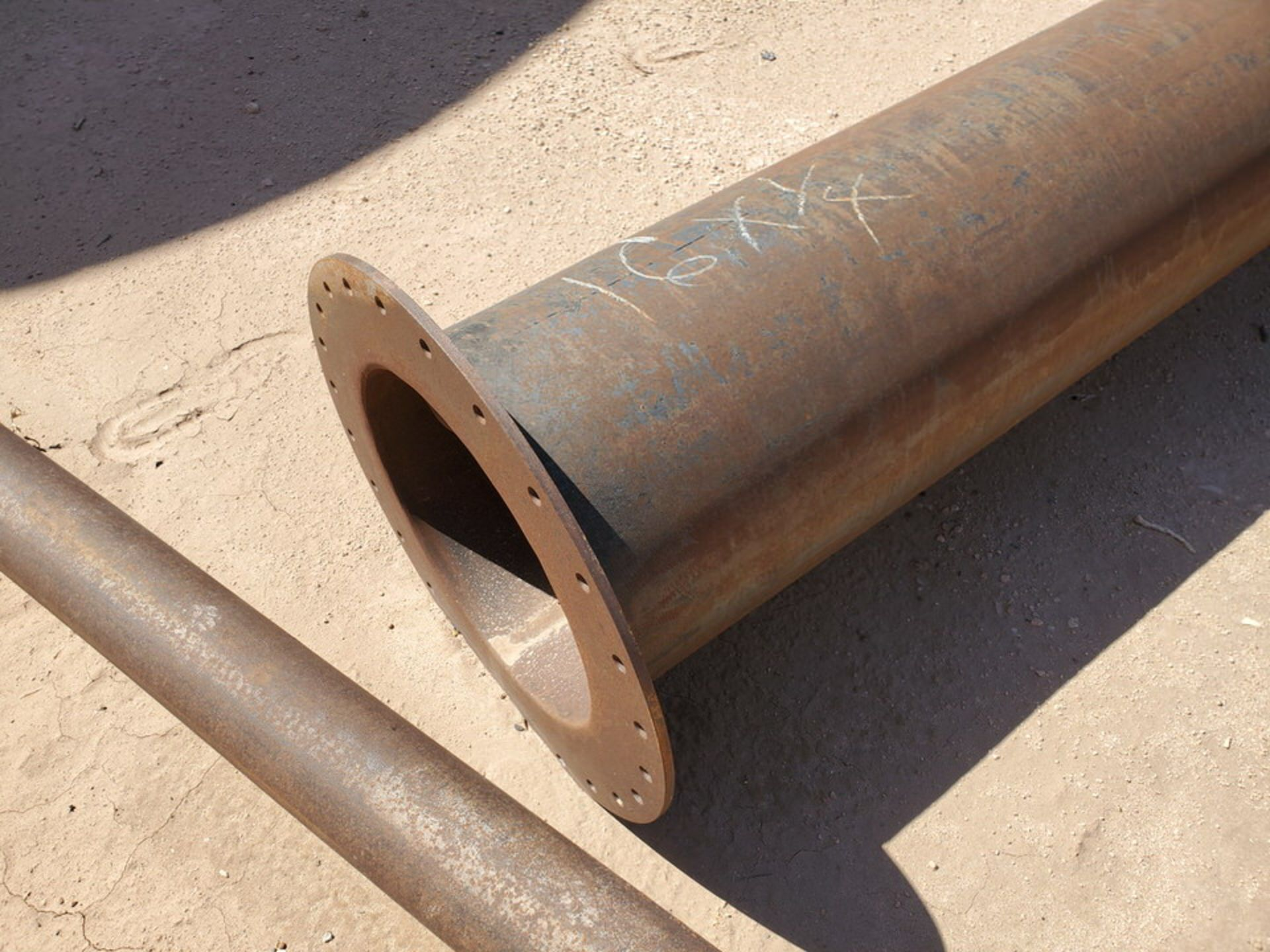Assorted Stl Material To Include Butg Not Limited To: Pipe, Angle, Sq. Tubing, etc.; Size Range: - Image 11 of 12