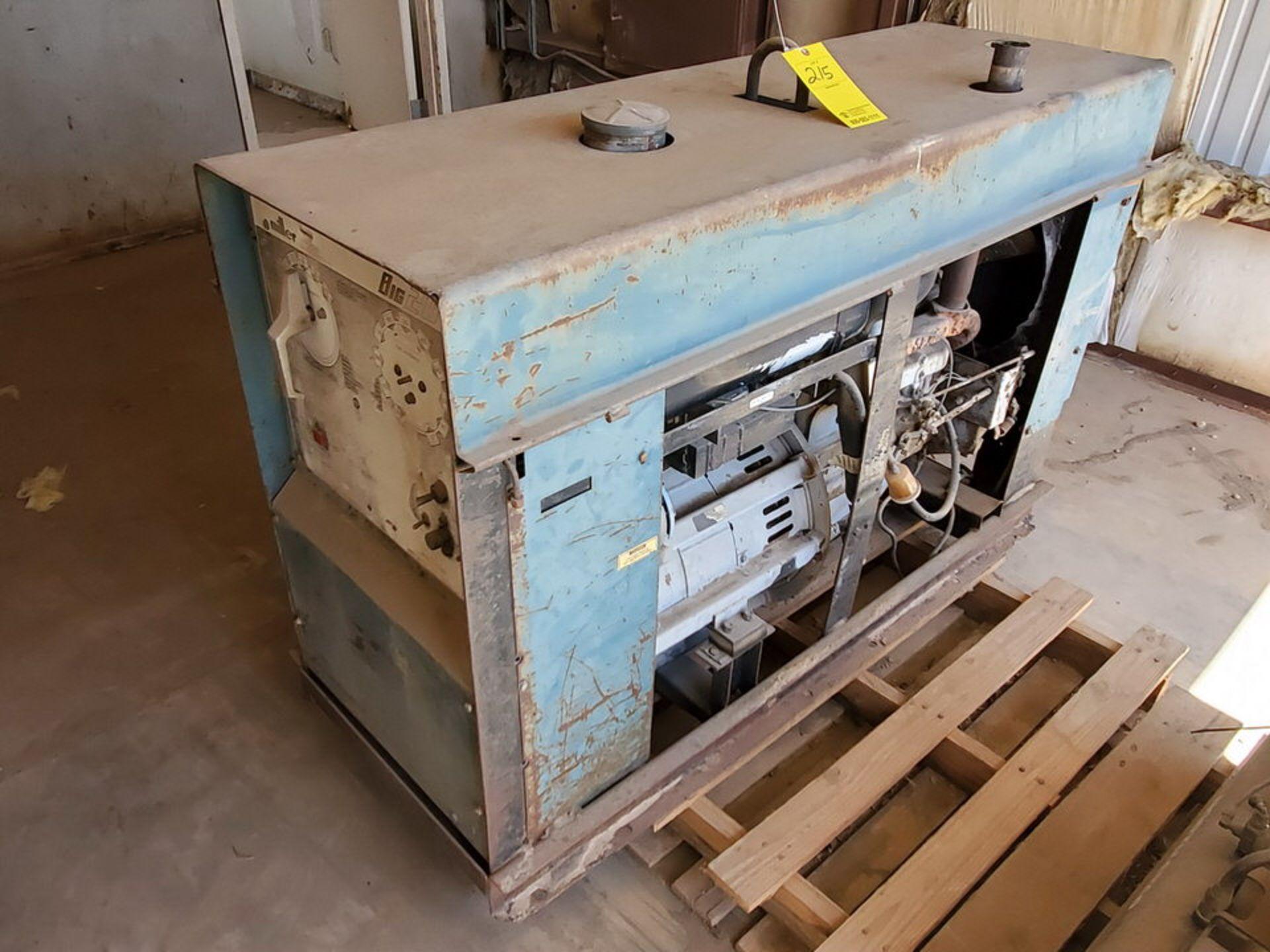 Miller Big 20 Welder Generator CC/DC: 20-750A, CC/AC: 20-575A - Image 5 of 8