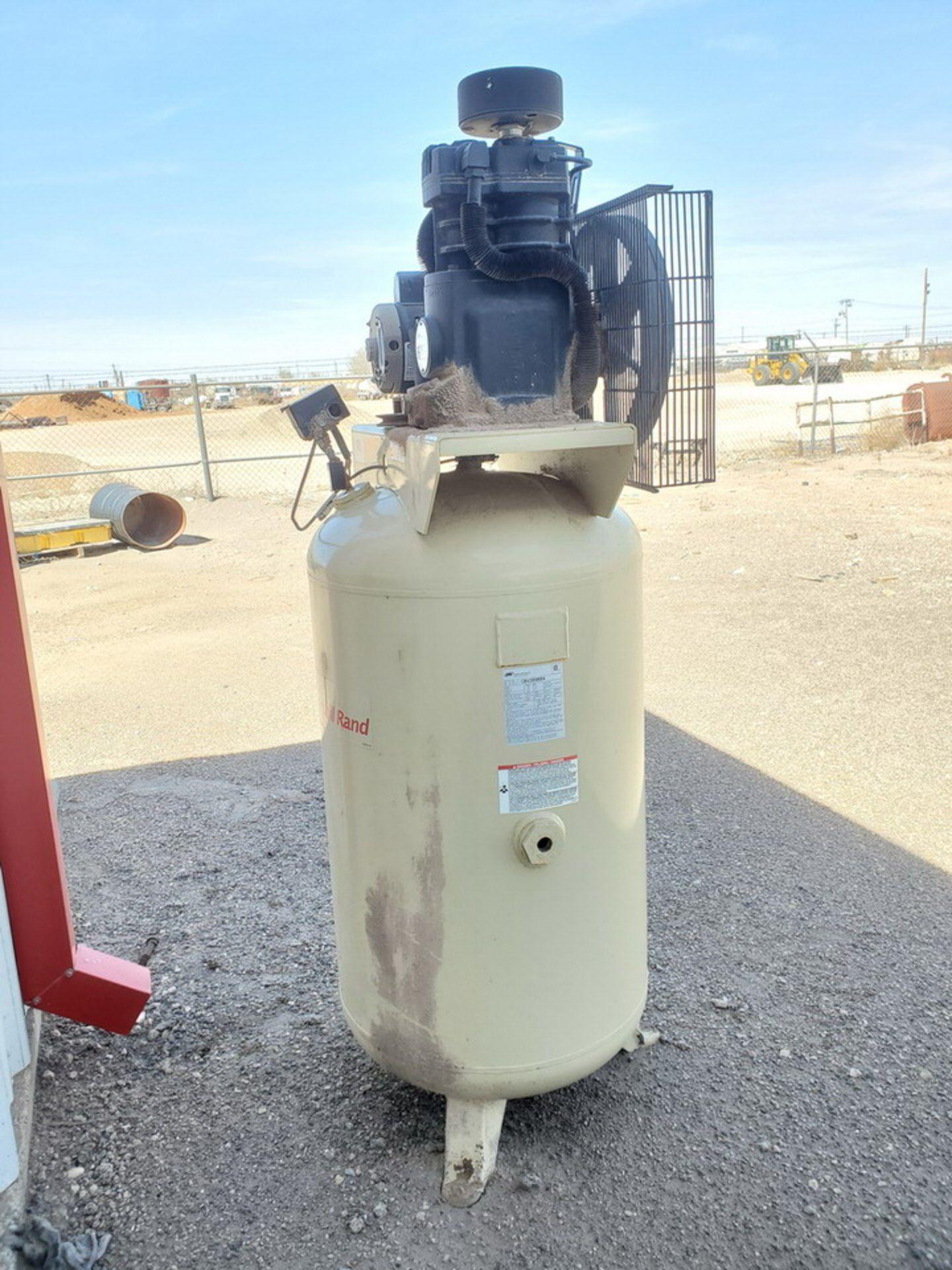 IR TS4N5 Air Compressor 230V, 1PH, 60HZ, MAWP-175psi - Image 5 of 9