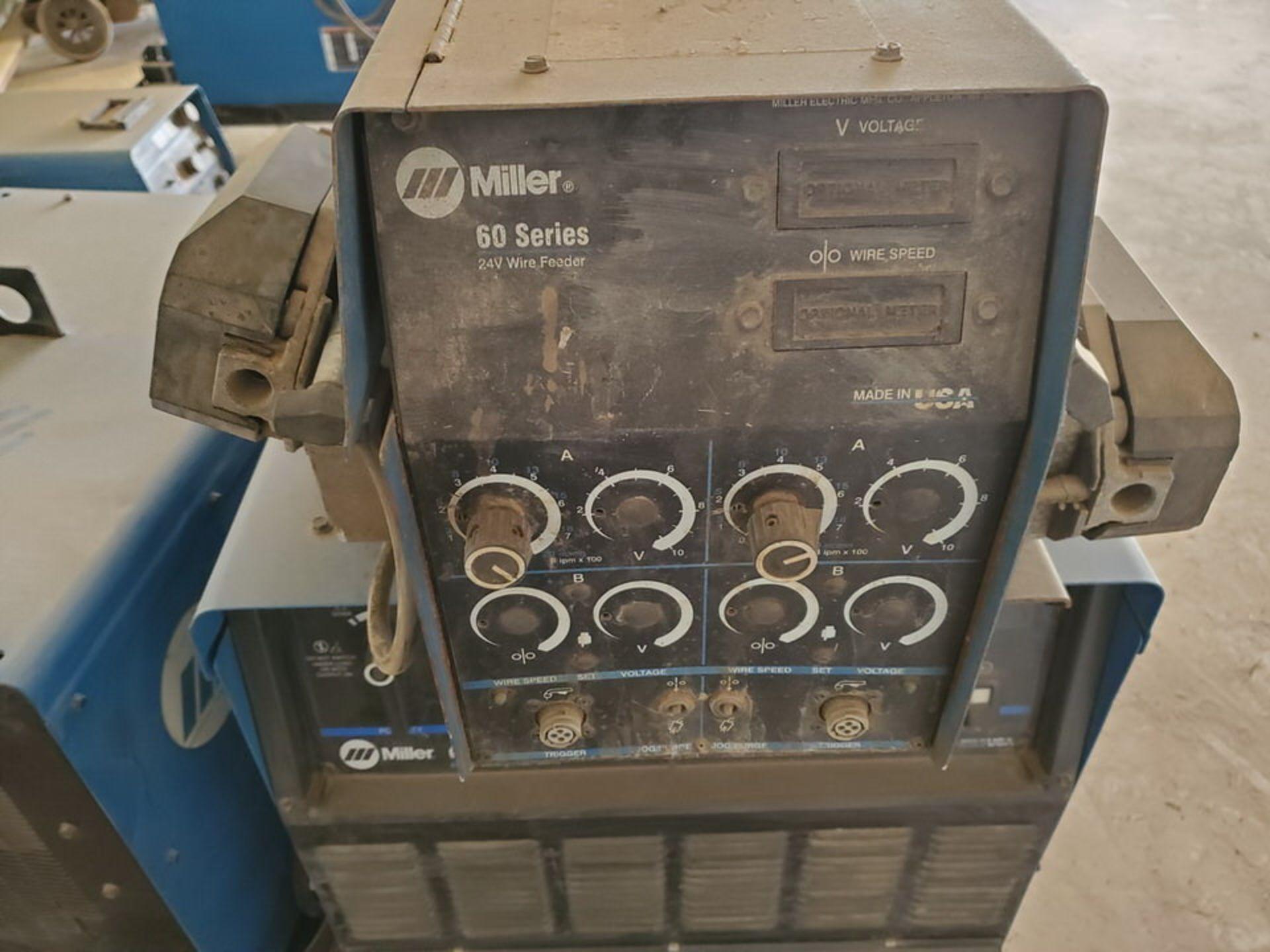 Miller Gold Star 302 Multiprocessing Welder No Tag - Image 3 of 8