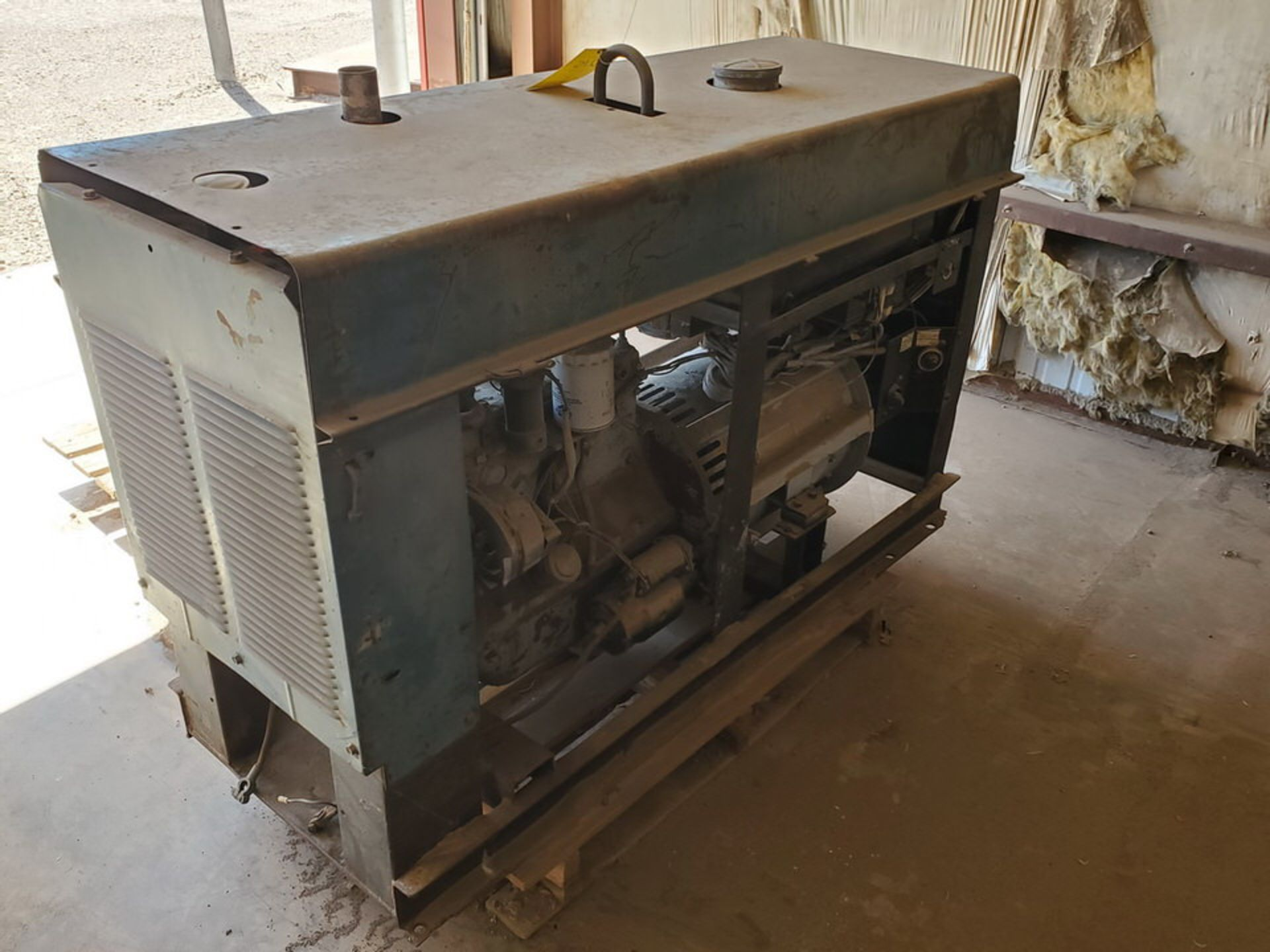 Miller Big 20 Welder Generator CC/DC: 20-750A, CC/AC: 20-575A - Image 2 of 8