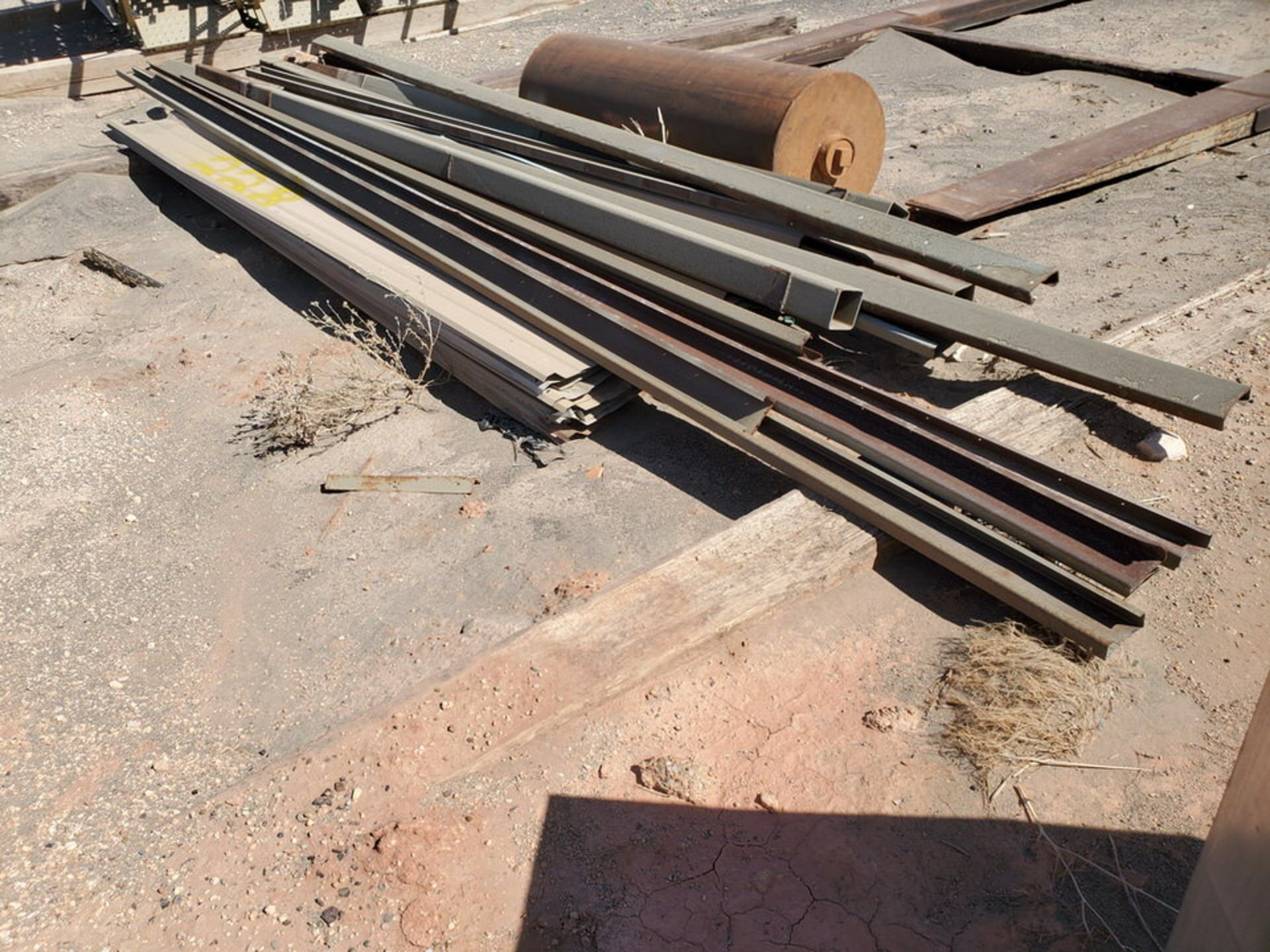 Assorted Material To Include But Not Limited To: Roller, Siding, Channel, Sq. Tubing, etc. - Image 4 of 10