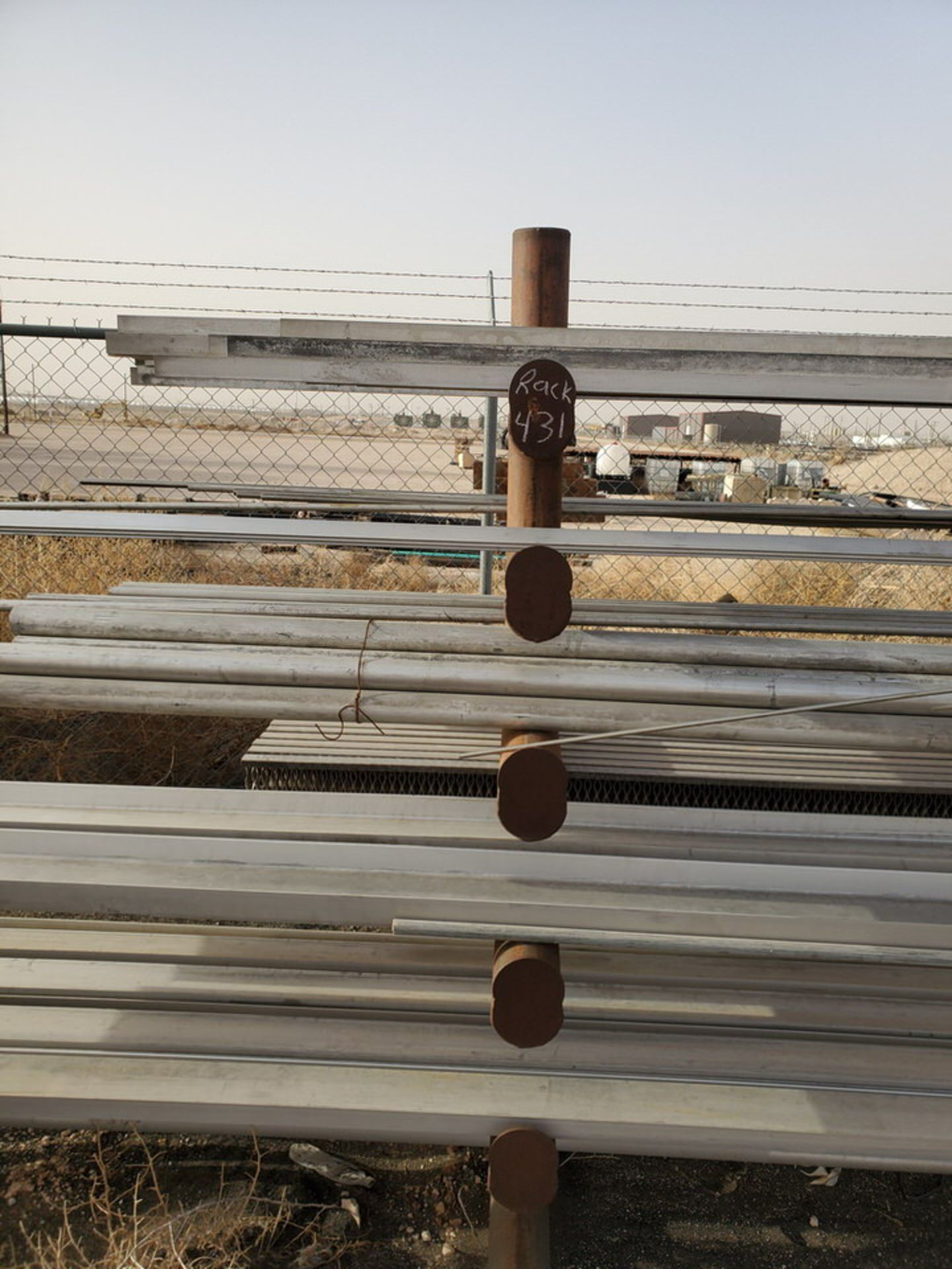 """Doublesided Cantilever Rack 15' x 6' x 6'4""""H - Image 4 of 8"""