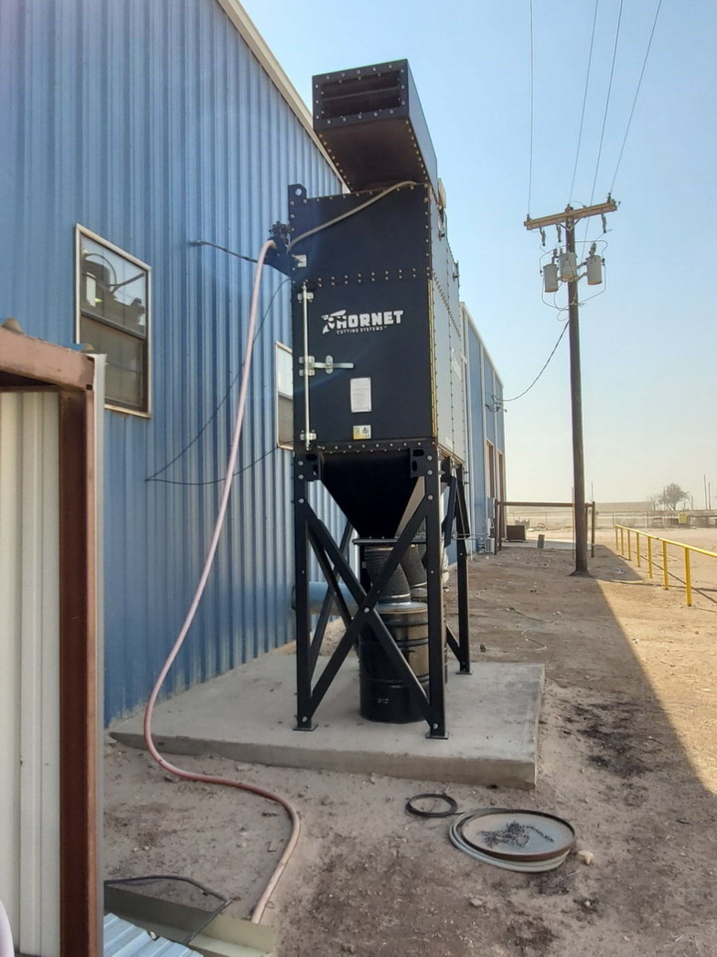 2019 Camfil GSX8 Dust Collector 3,380CFM - Image 3 of 8
