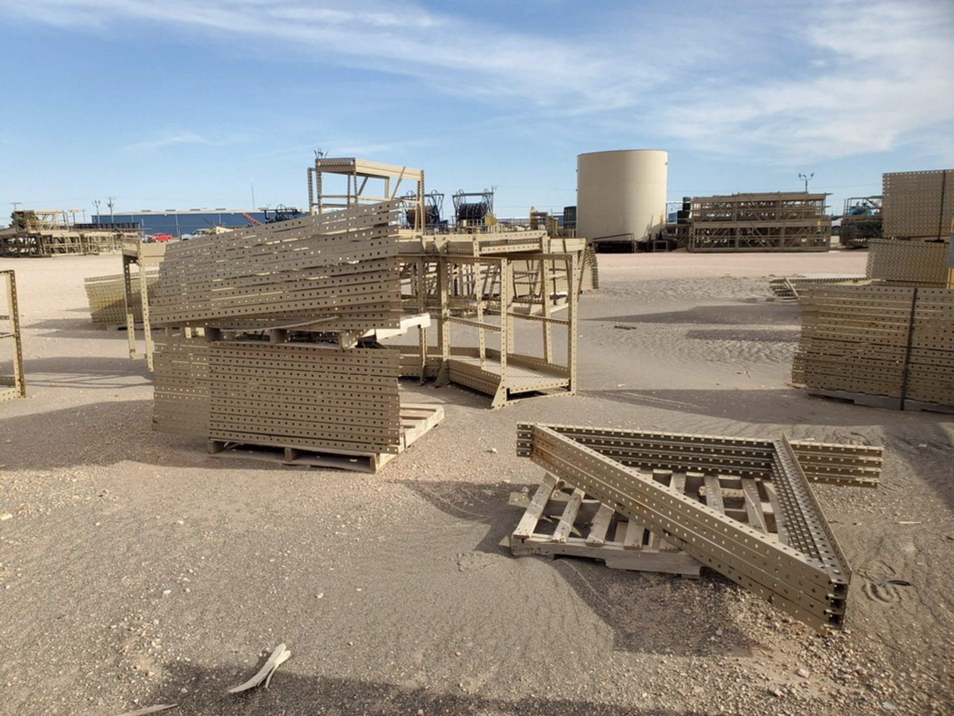 Disassembled Catwalk Sections - Image 14 of 20