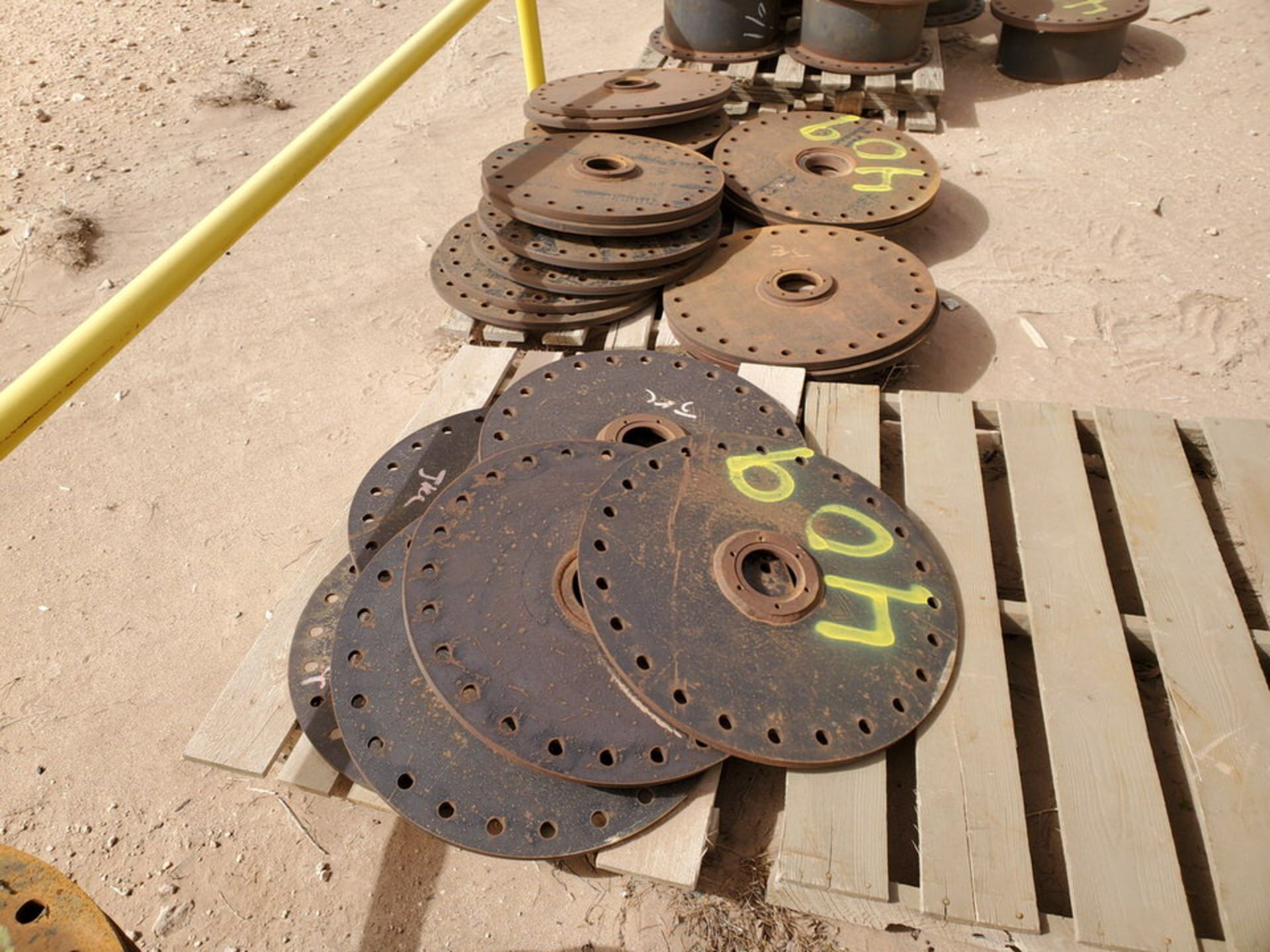 "(20) Flanges 3"" x 23-1/8"" O.D. - Image 4 of 11"