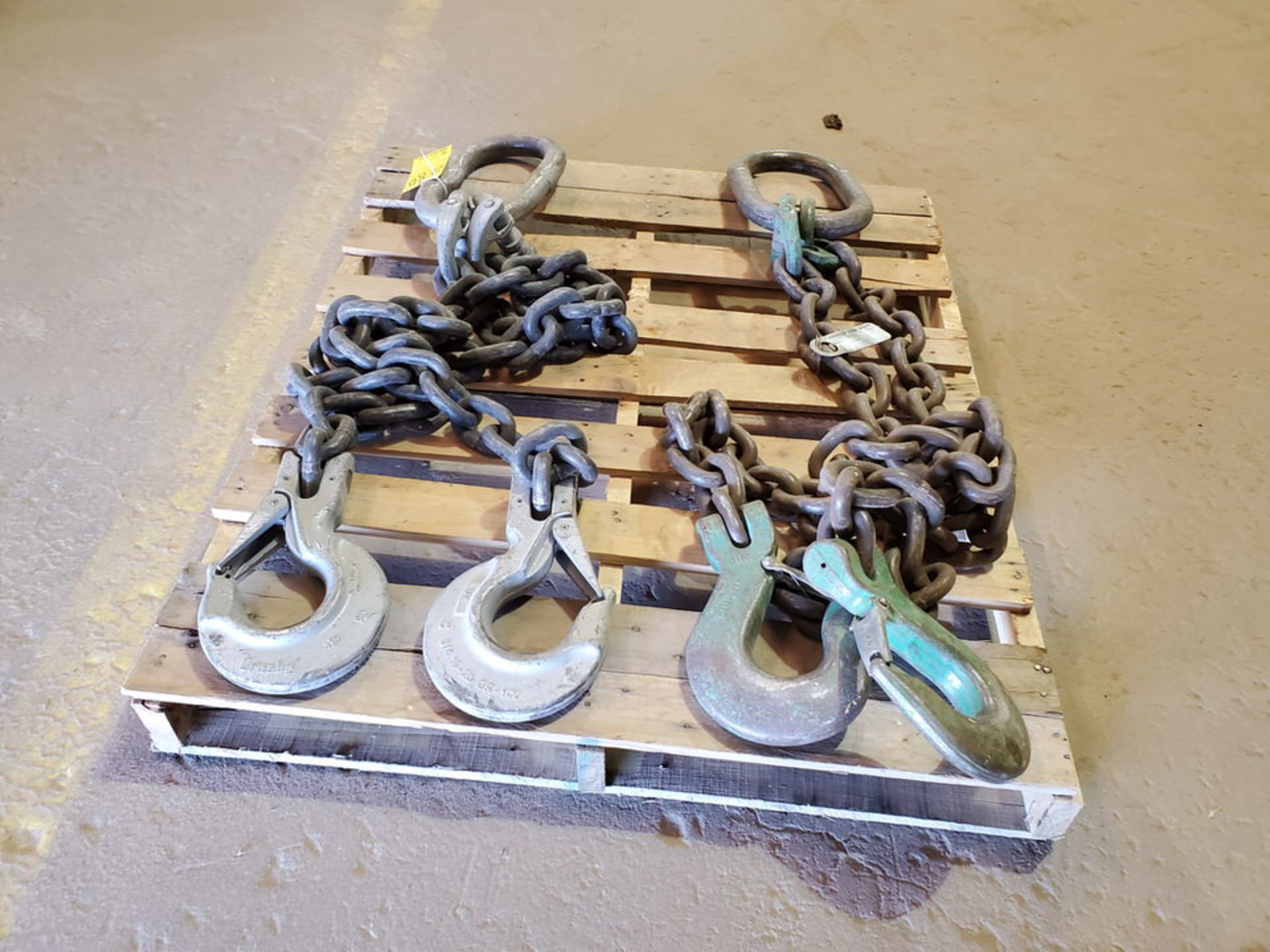 Hvy Duty Lifting Chains - Image 3 of 7