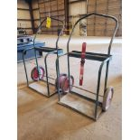 (2) Torch Carts