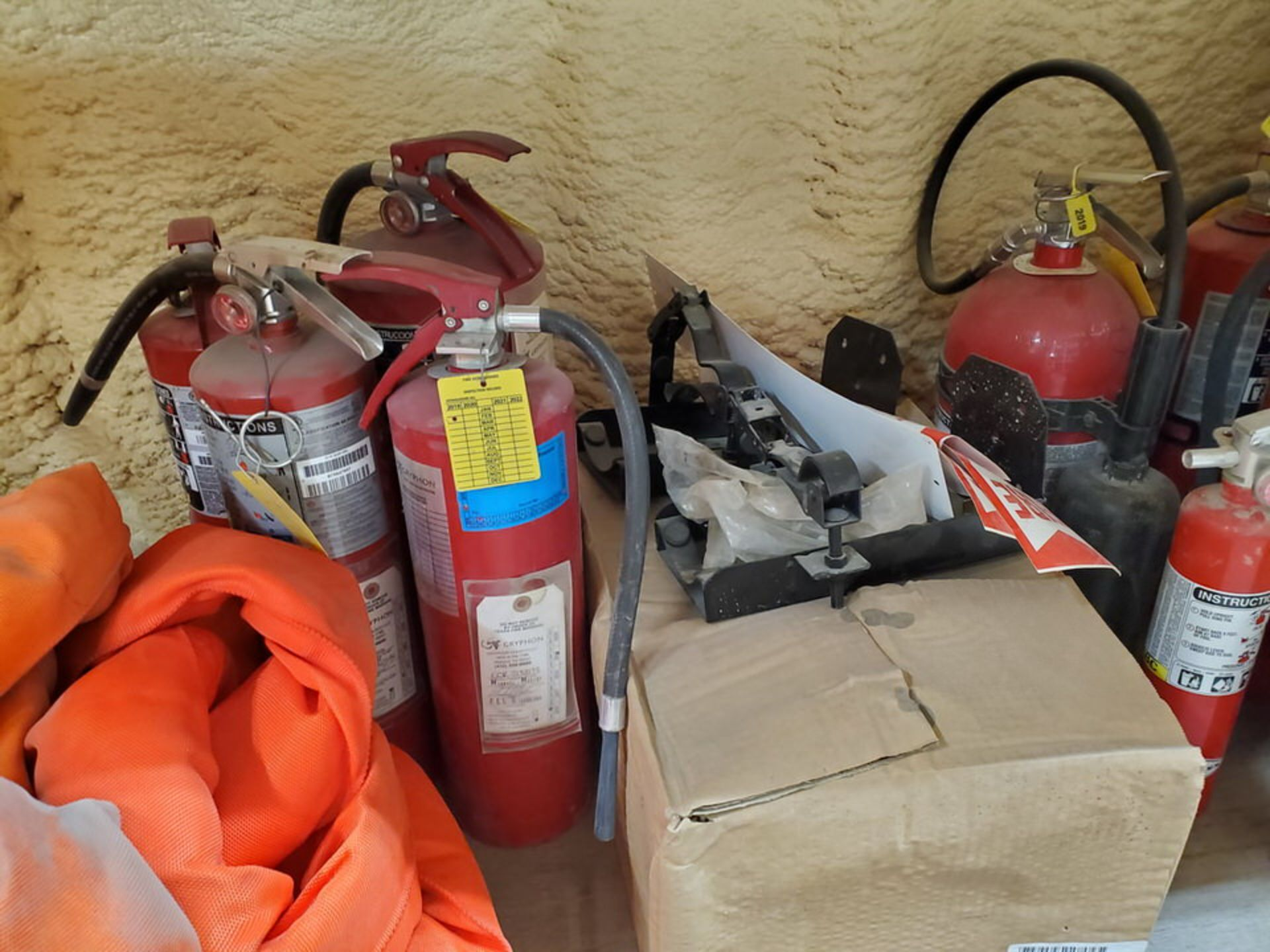 Assorted Fire Extinguishers - Image 2 of 7