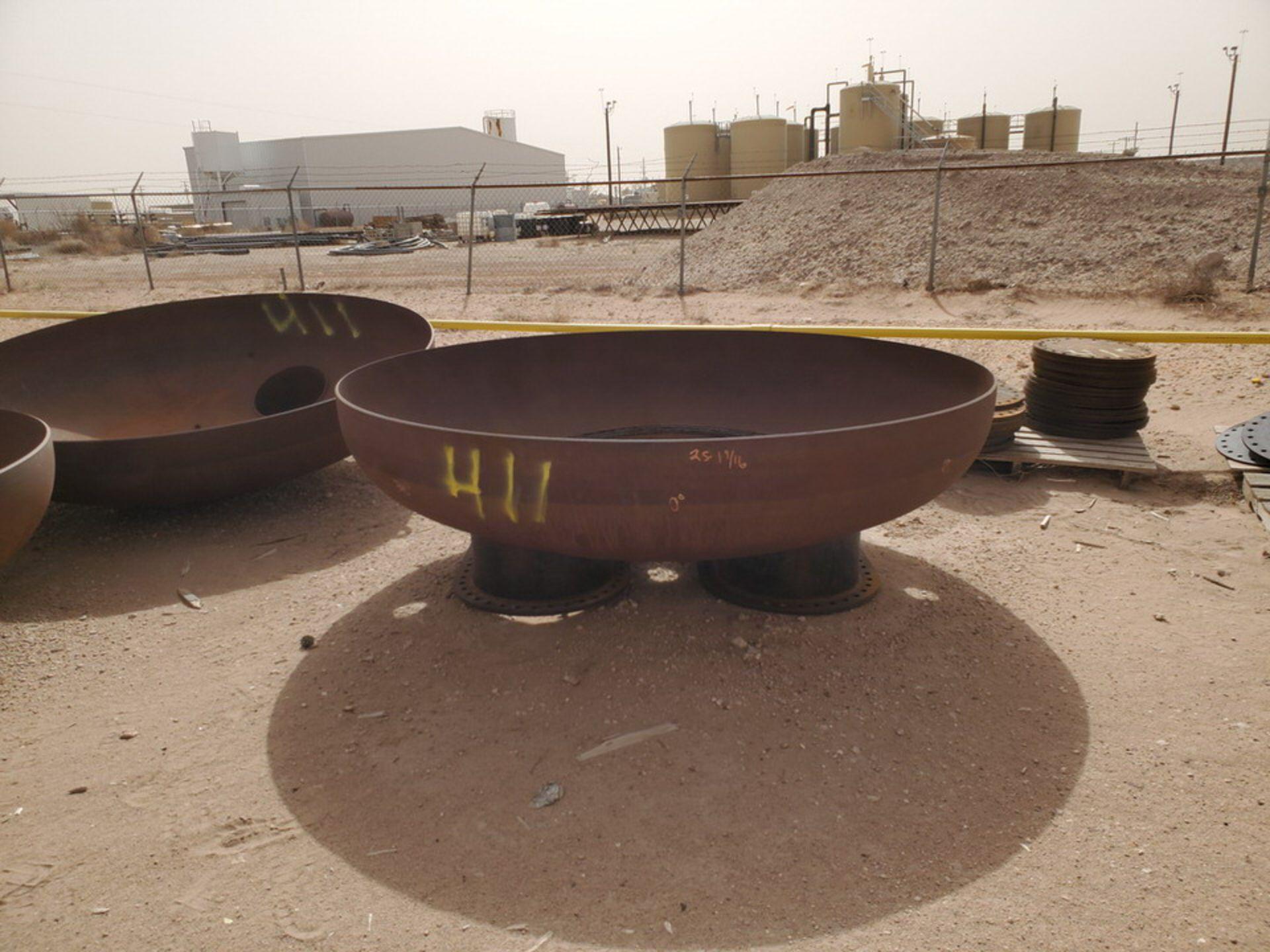 Tank Heads 8' O.D. - Image 2 of 14
