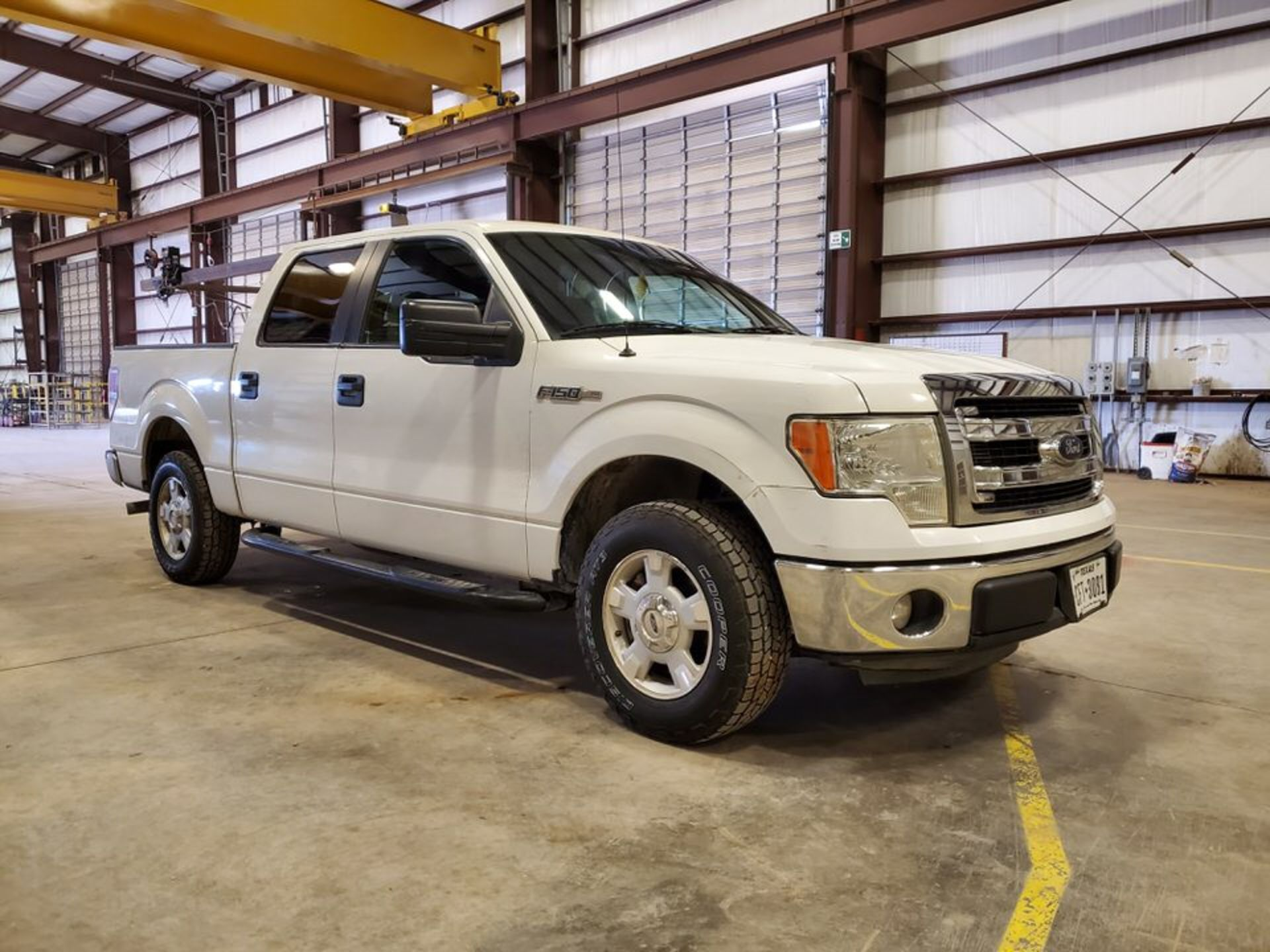 2013 Ford F150 Pickup Vin: 1FTFW1CF0DKF14097, TX Plates: CFT 3081, W/ 6.2L Engine - Image 2 of 19