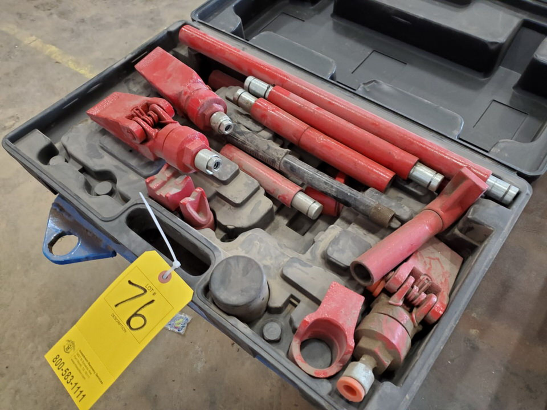 Proto 4 Ton Hydraulic Body Repair Kit - Image 2 of 4