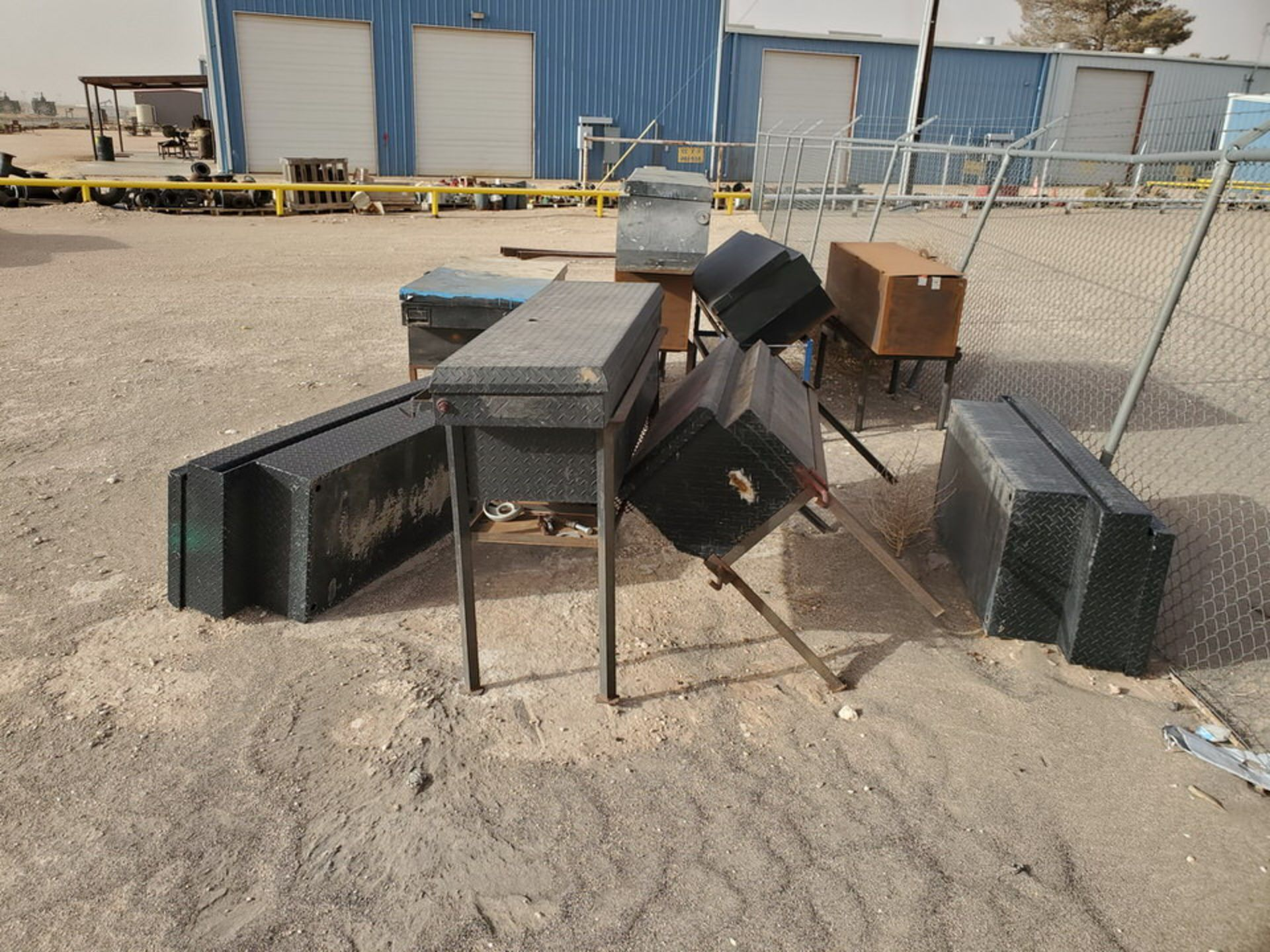 Assorted Tool Boxes - Image 8 of 8