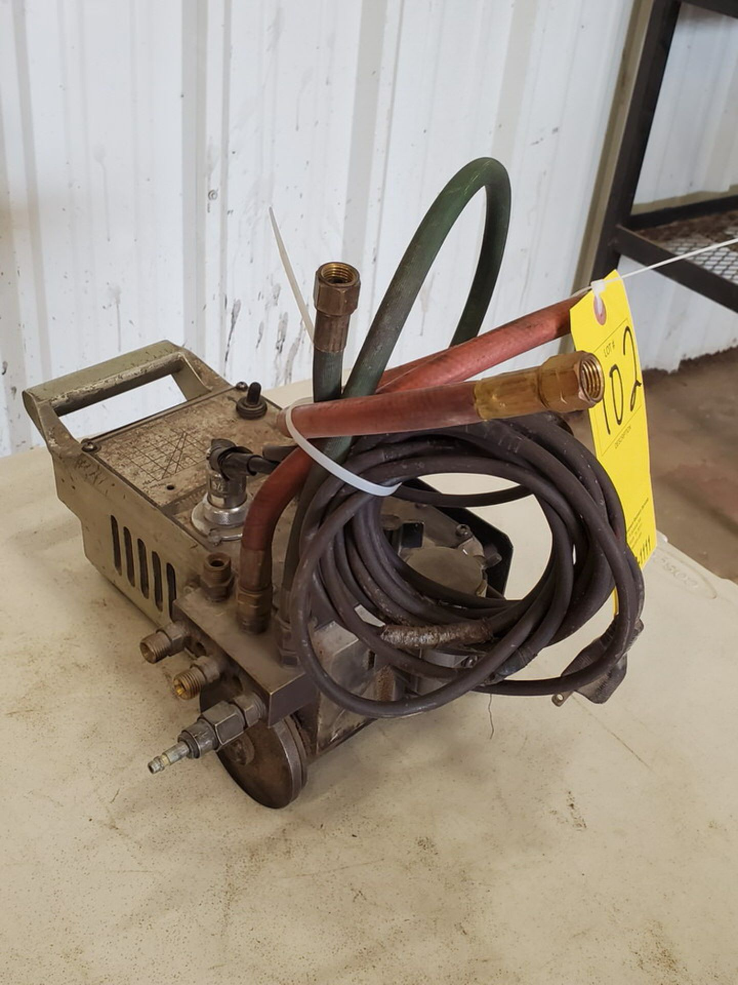 Profax Portable Track Cutting Machine 115V - Image 3 of 5