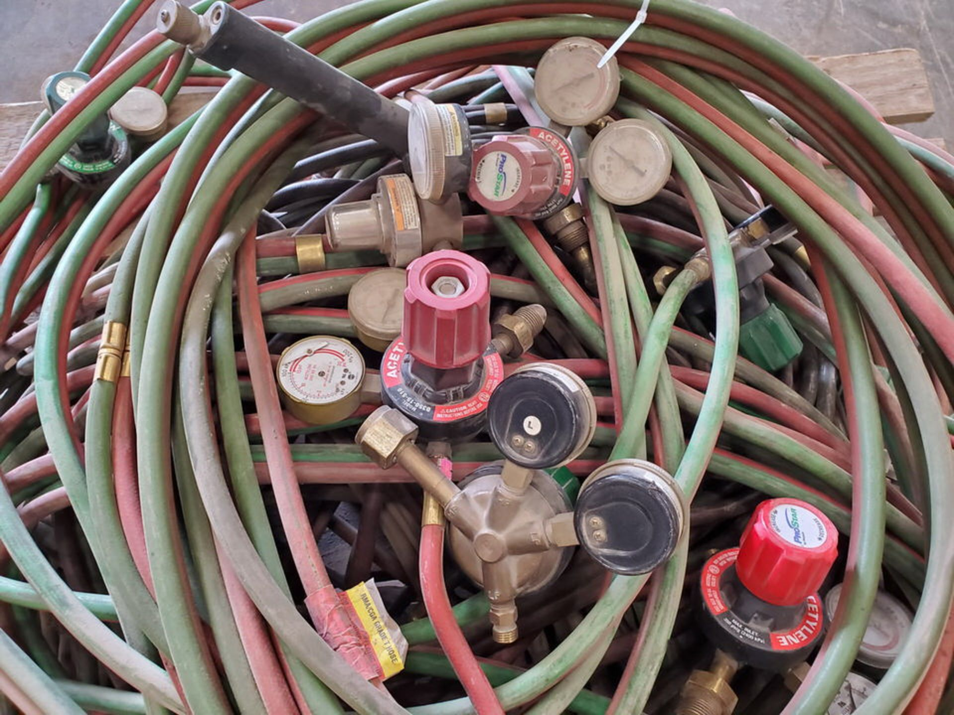 Regulator Hose Lines - Image 5 of 6