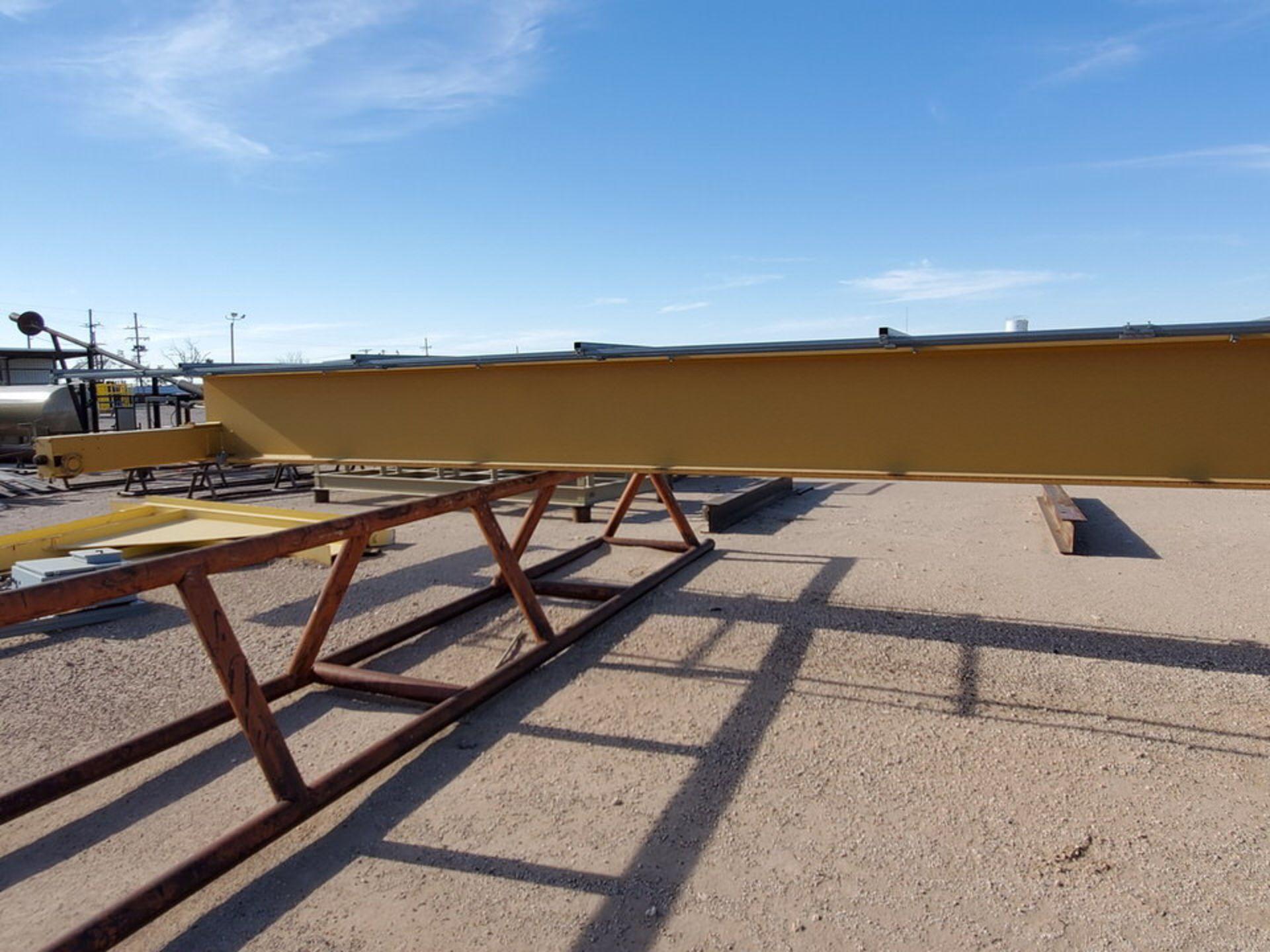 R & M 10 Ton Top Riding Bridge Crane Approx. 66' x 10'L - Image 35 of 39