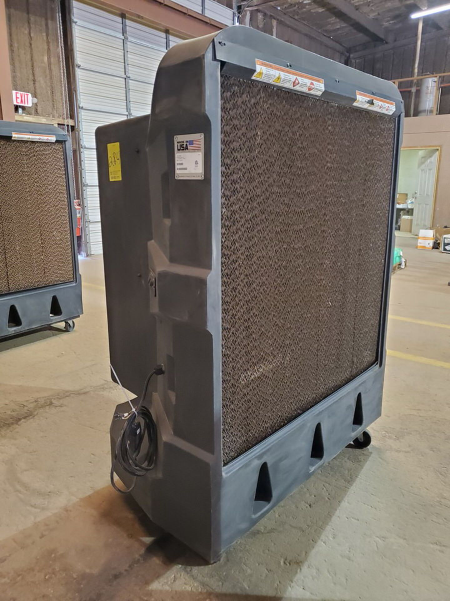 Portacool Cyclone 160 Portable Evaporative Cooler 115V, 60HZ, 7.3A