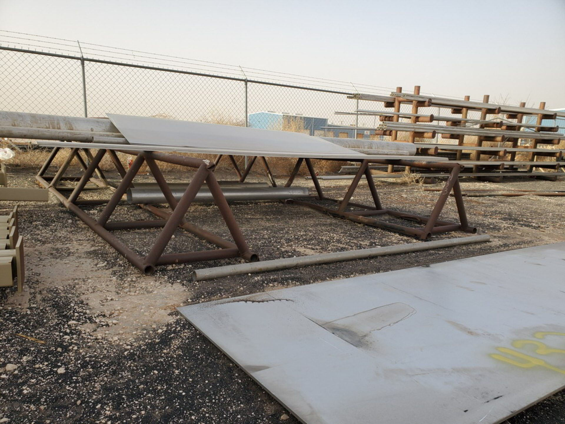 """Pipe Racks 14' x 28"""" (Matl. Excluded) - Image 2 of 3"""