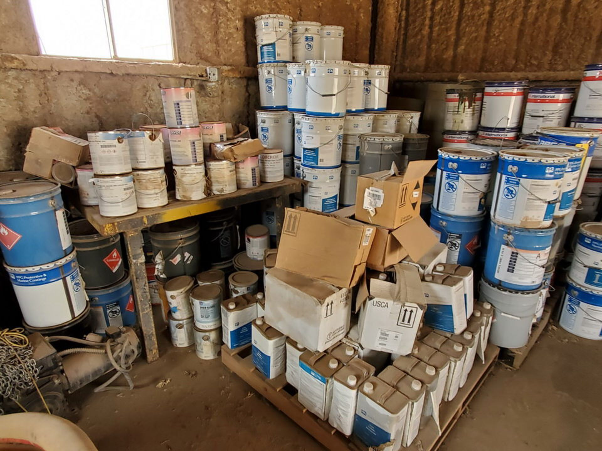 Assorted Paints & Marine Coatings Mfg's: PPG, Intl. & Other - Image 3 of 10