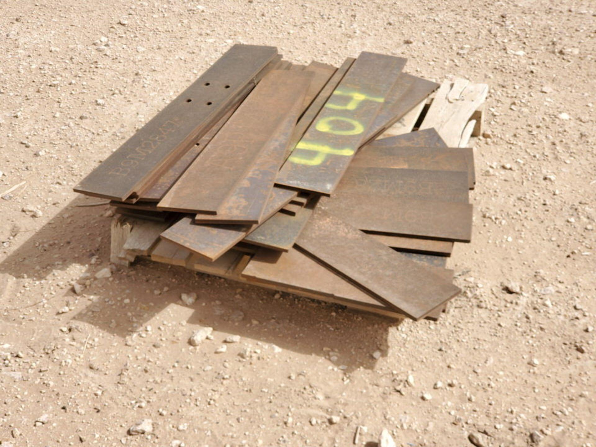 "(31) Raw Matl. 2'8"" x 5"" - Image 6 of 6"