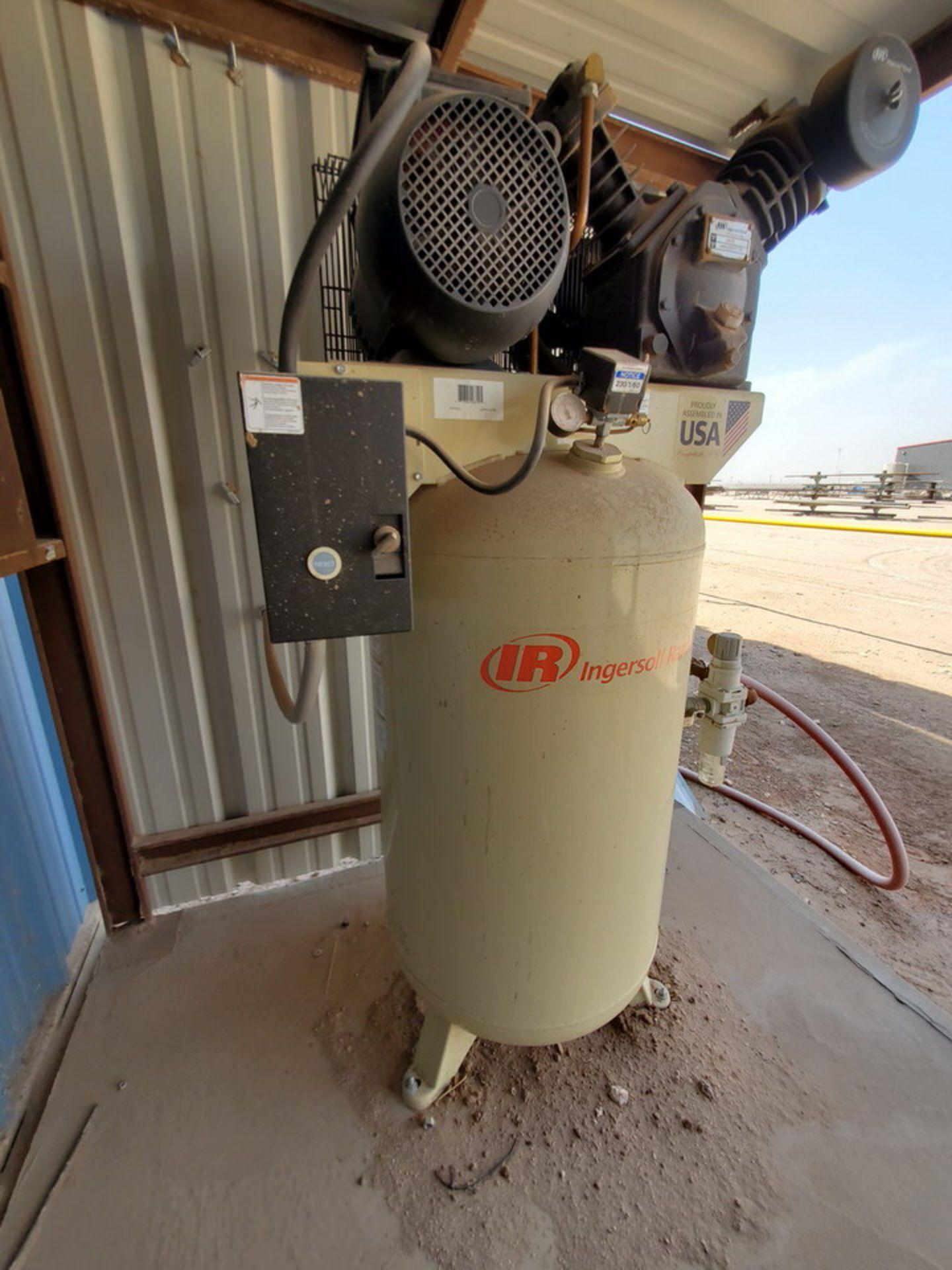 IR Air Compressor 230V, 60HZ, 1PH, 175 MAWP - Image 3 of 4