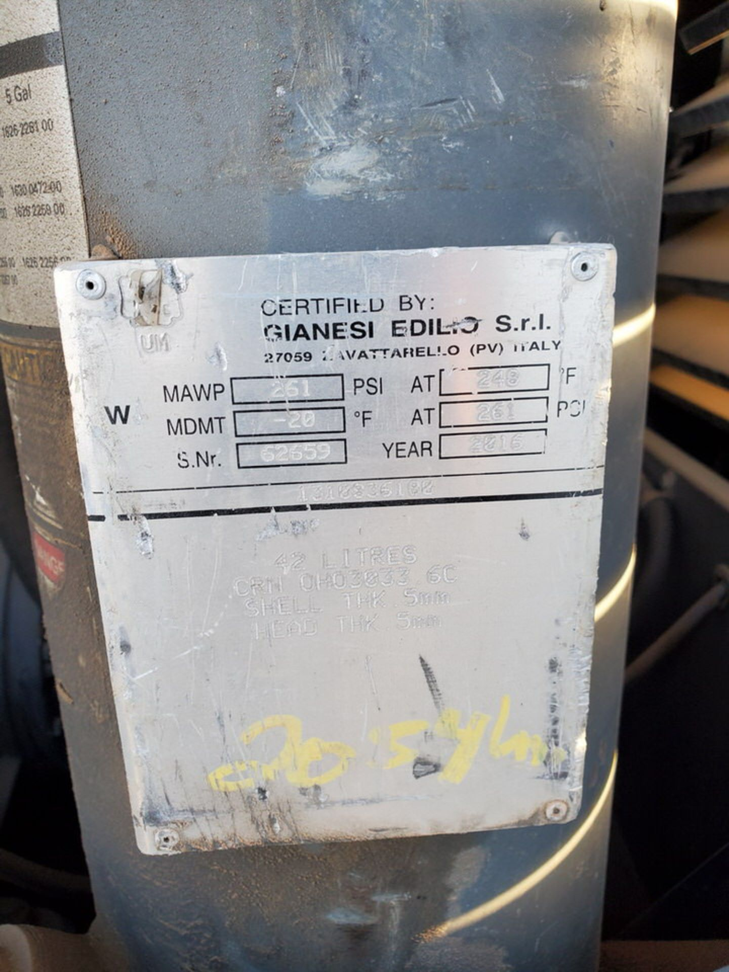 Portable CP Generator - Image 9 of 16