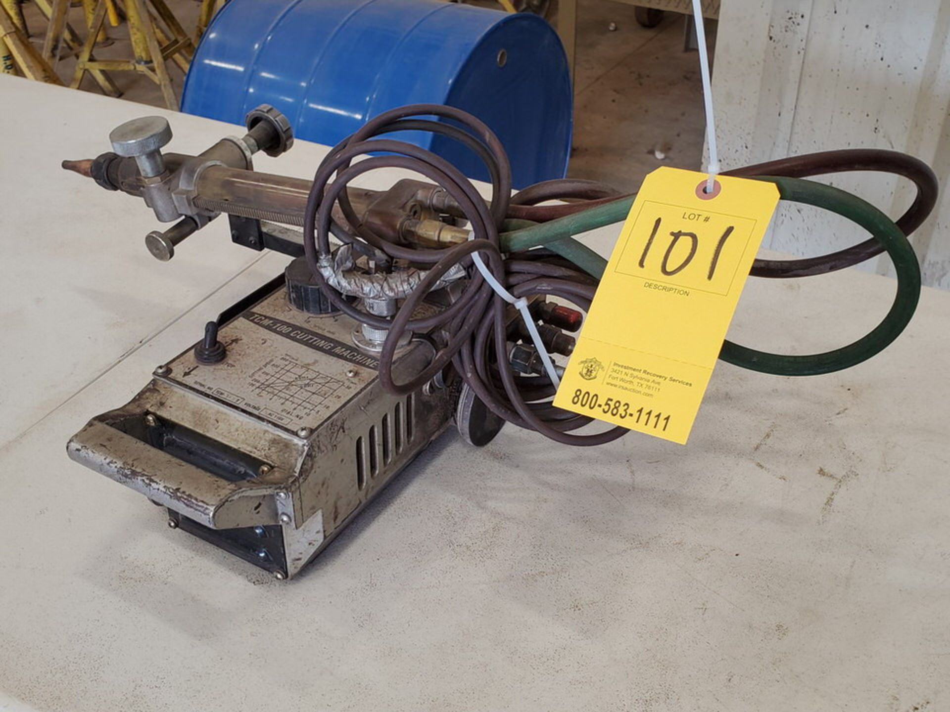 Profax Portable Track Cutting Machine 115V - Image 2 of 8